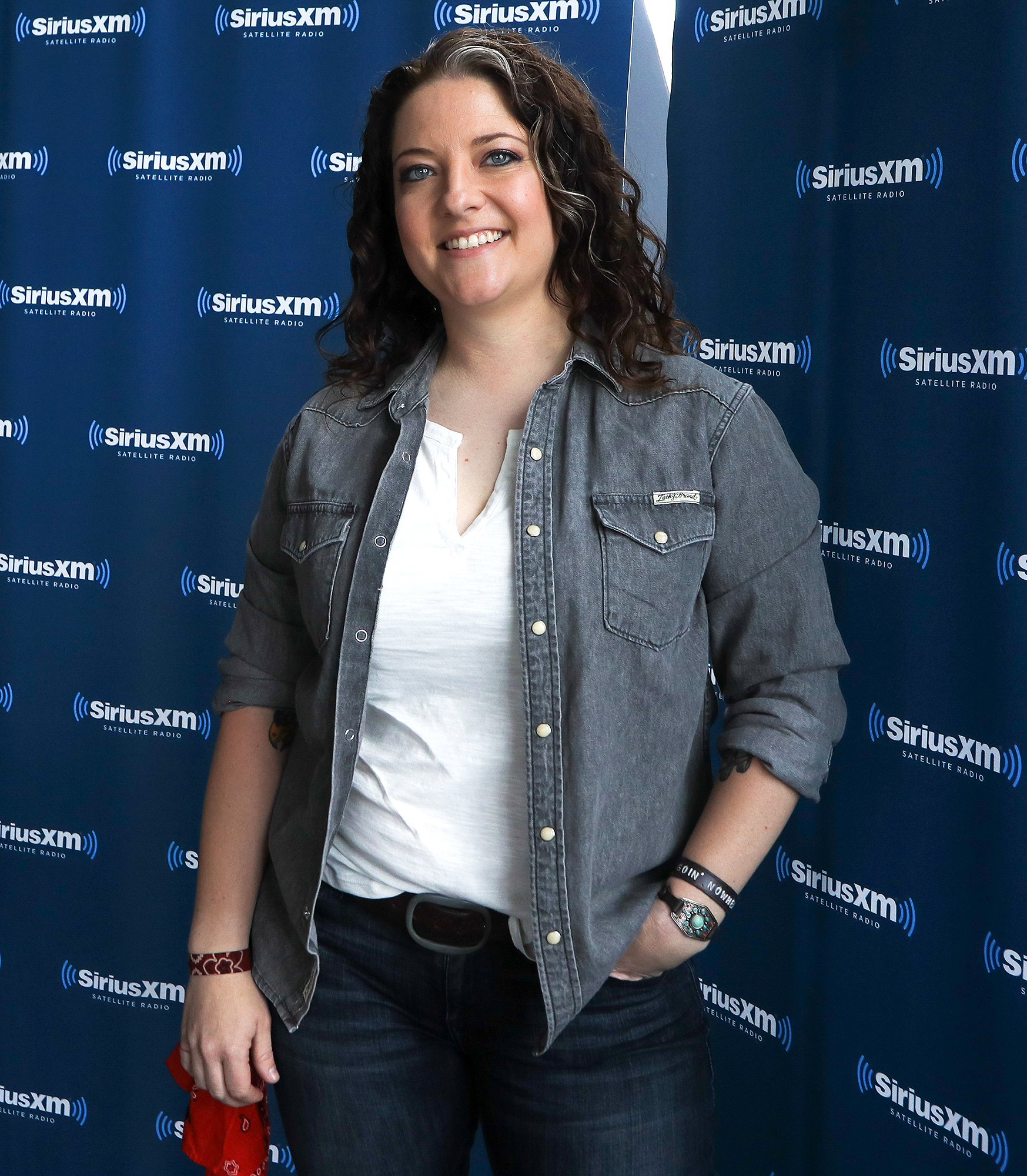 "Ashley McBryde Visits SiriusXM's ""The Highway"" Channel"