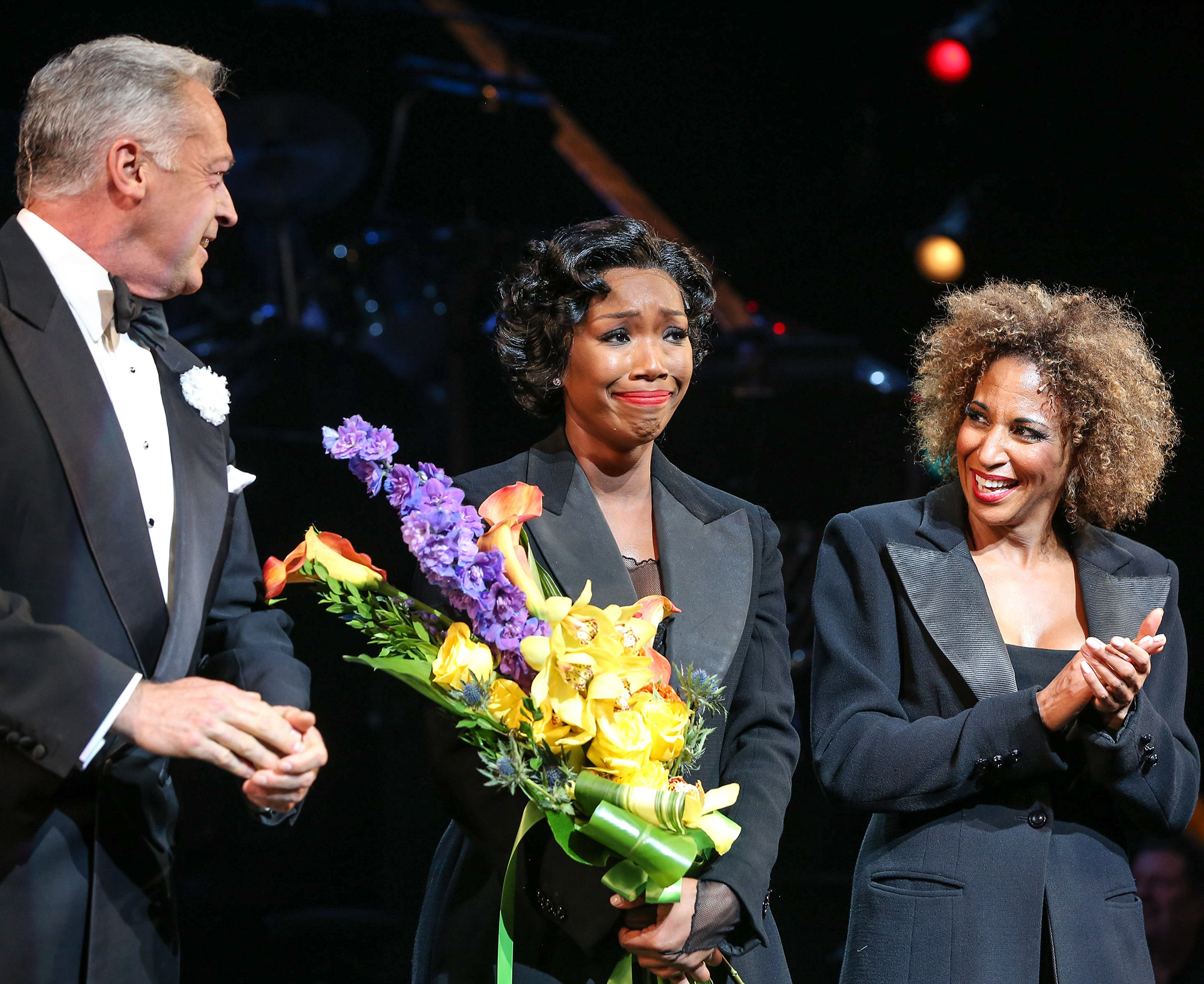 "Brandy Norwood Returns To The Cast Of Broadway's ""Chicago"" - Curtain Call"