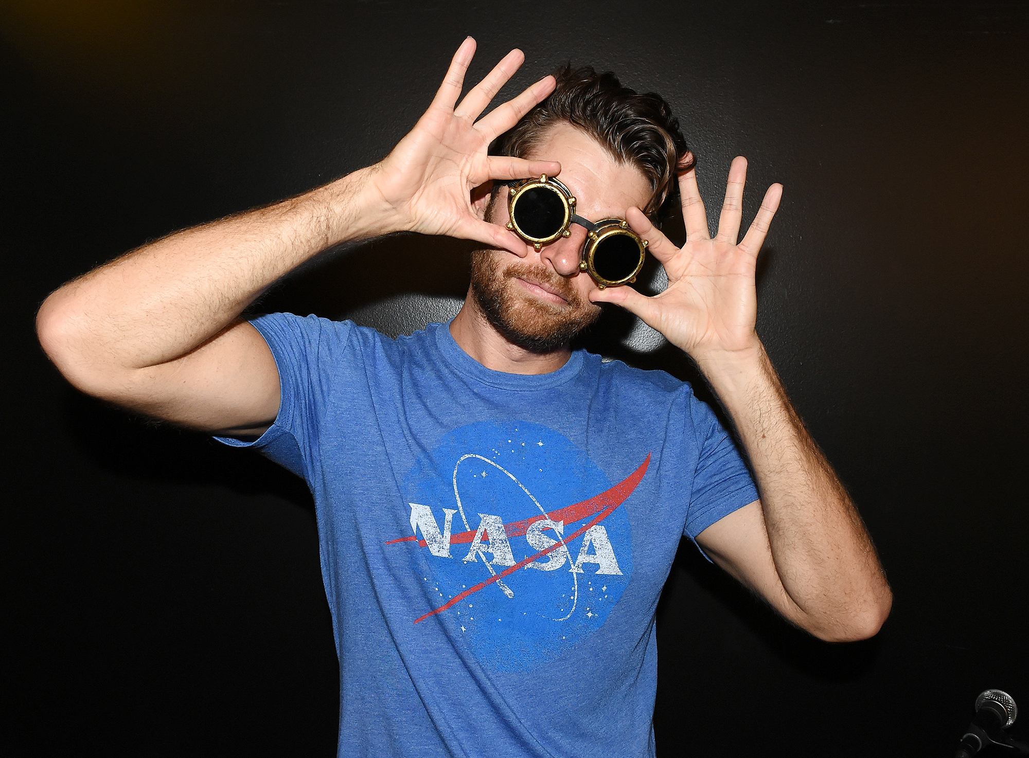 SiriusXM's The Highway Broadcasts Live During The Solar Eclipse In Nashville Featuring A Live Performance By Brett Eldredge