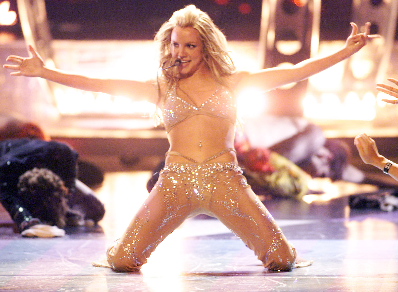 Britney Spears AT MTV Video Awards