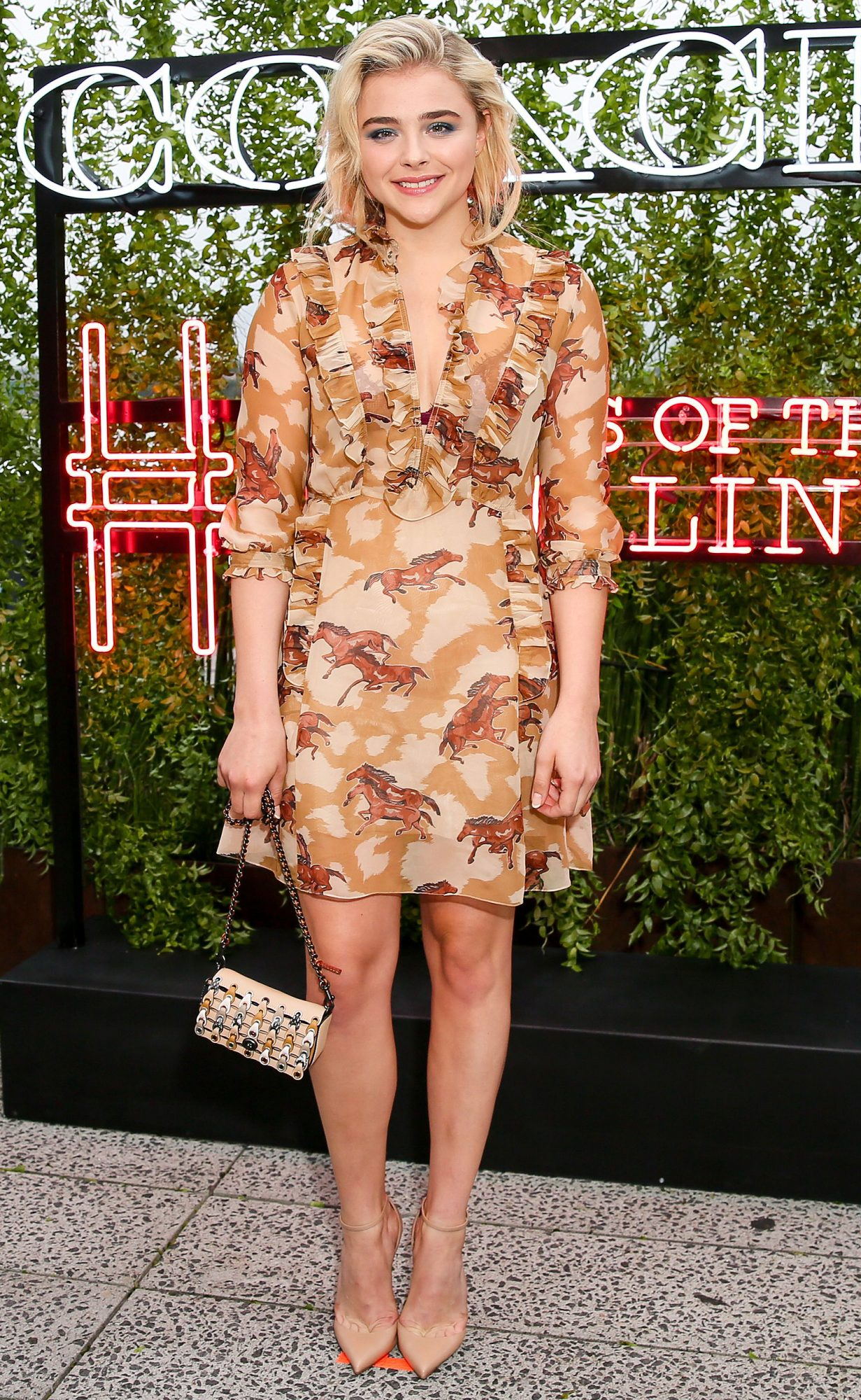 Coach and Friends of the Highline Summer Party, New York, USA - 06 Jun 2017