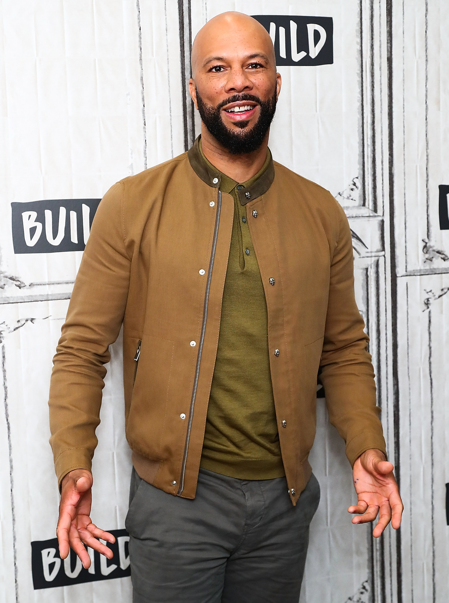 """Build Presents Common Discussing The Film """"13th"""""""
