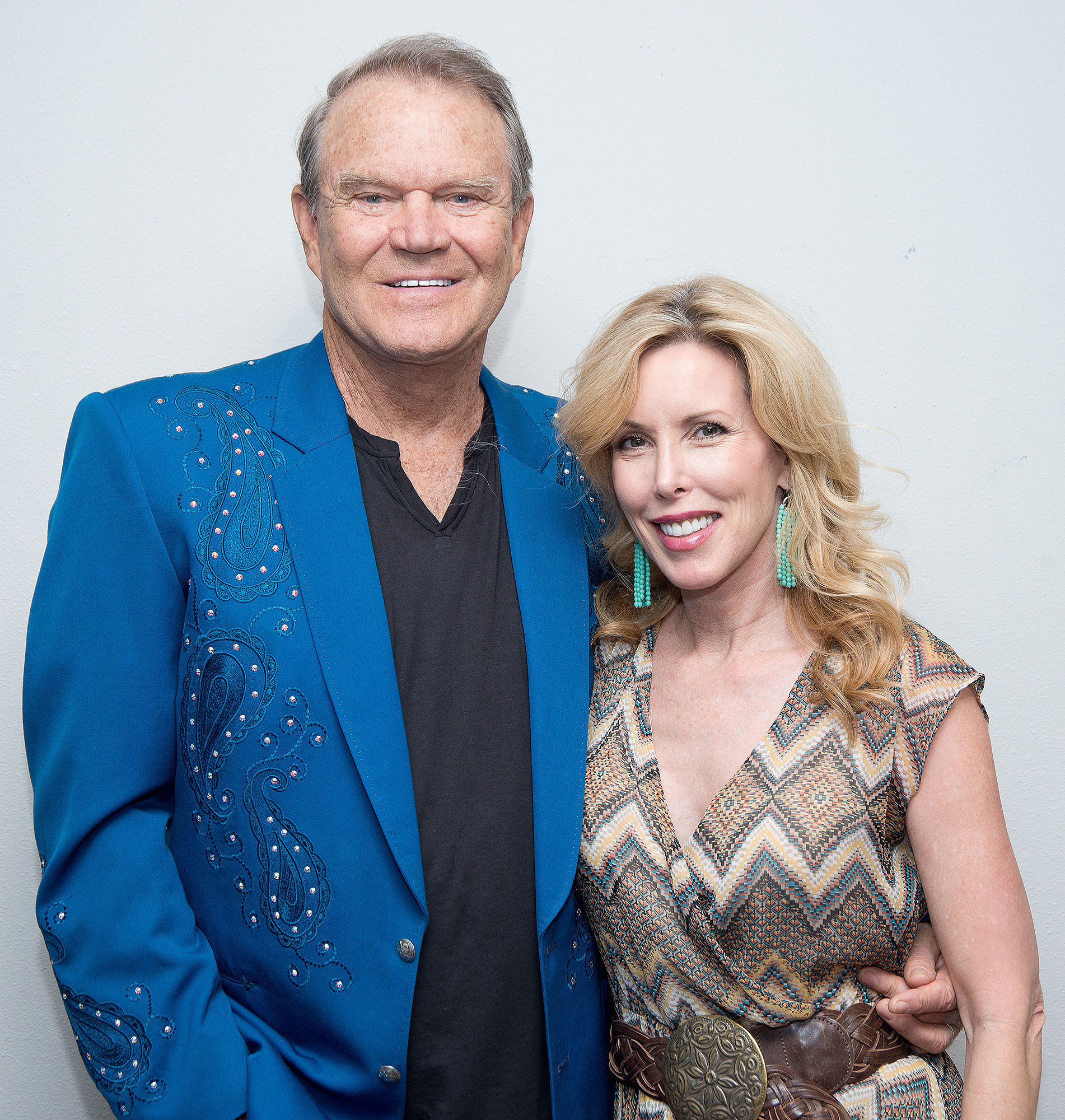 Glen Campbell Performs At Route 66 Casino's Legends Theater