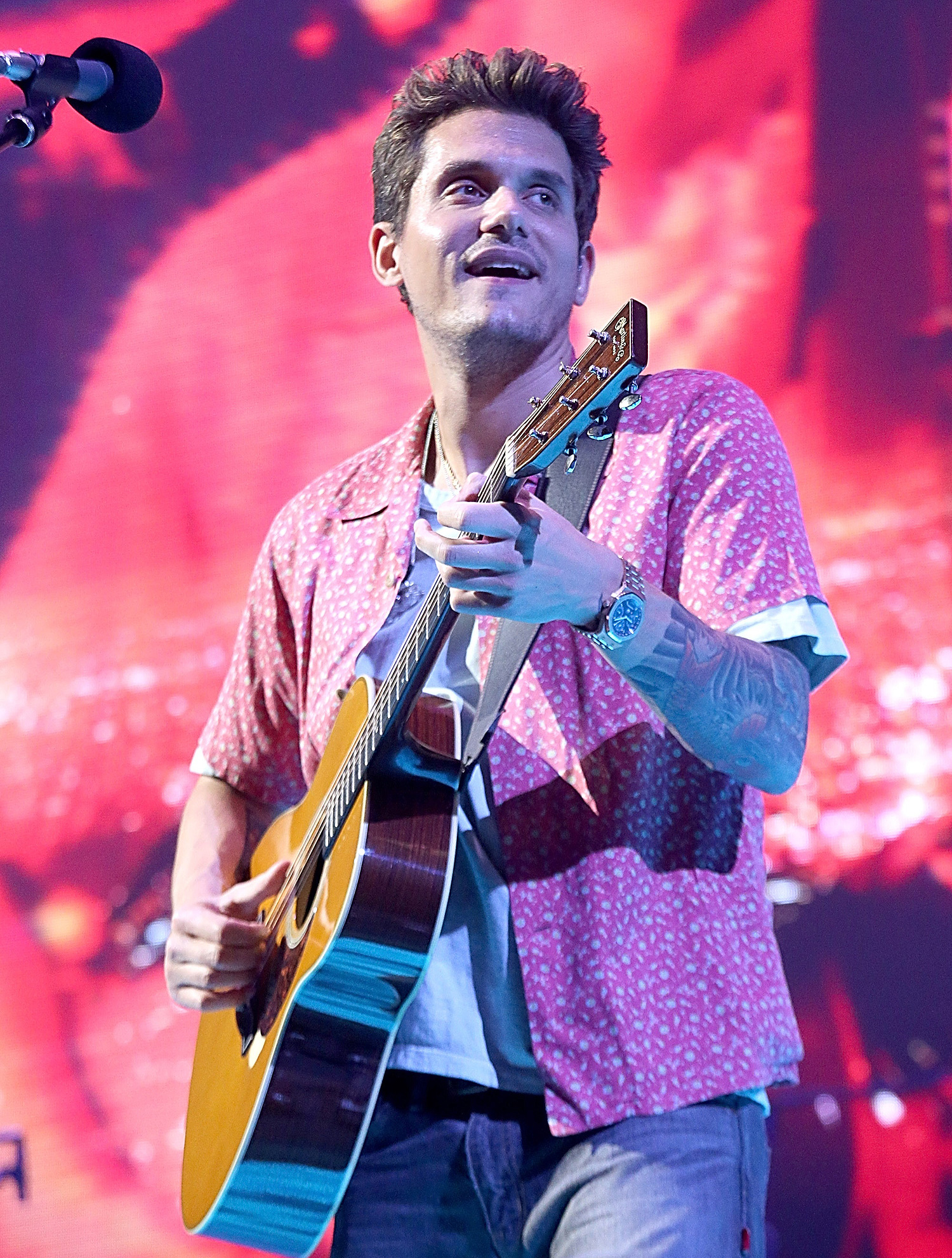 John Mayer Performs In Concert - San Antonio, TX