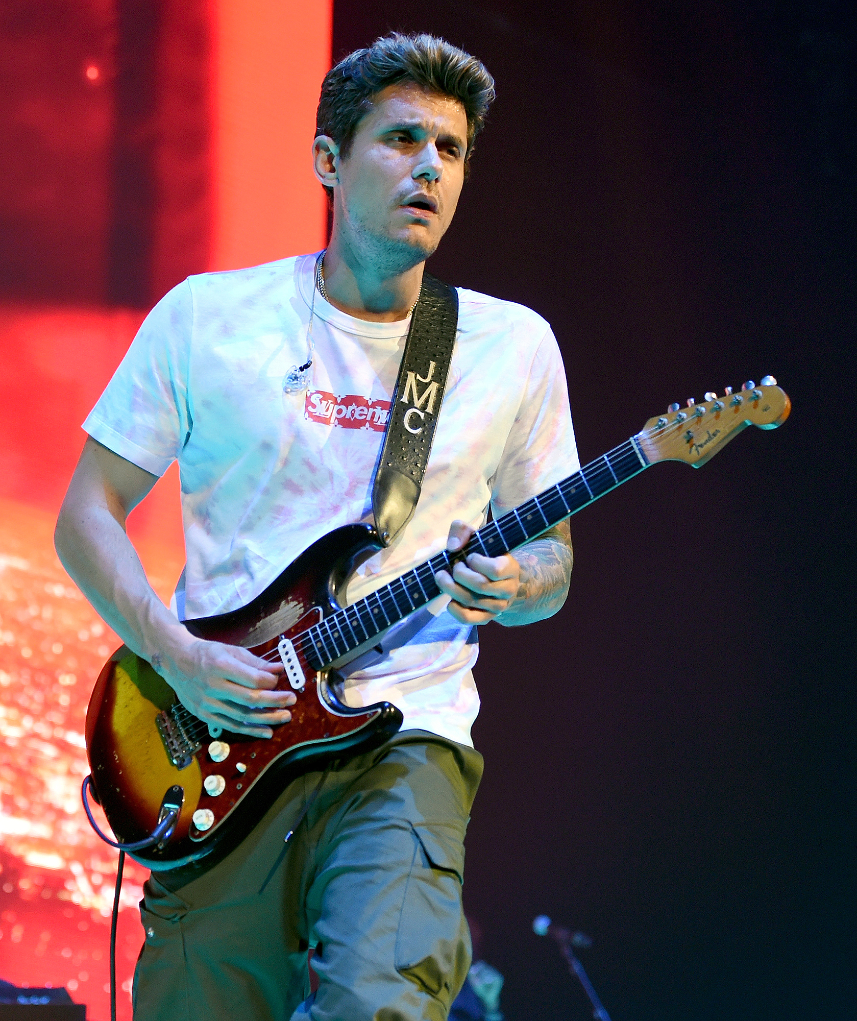 John Mayer Performs At Talking Stick Resort Arena
