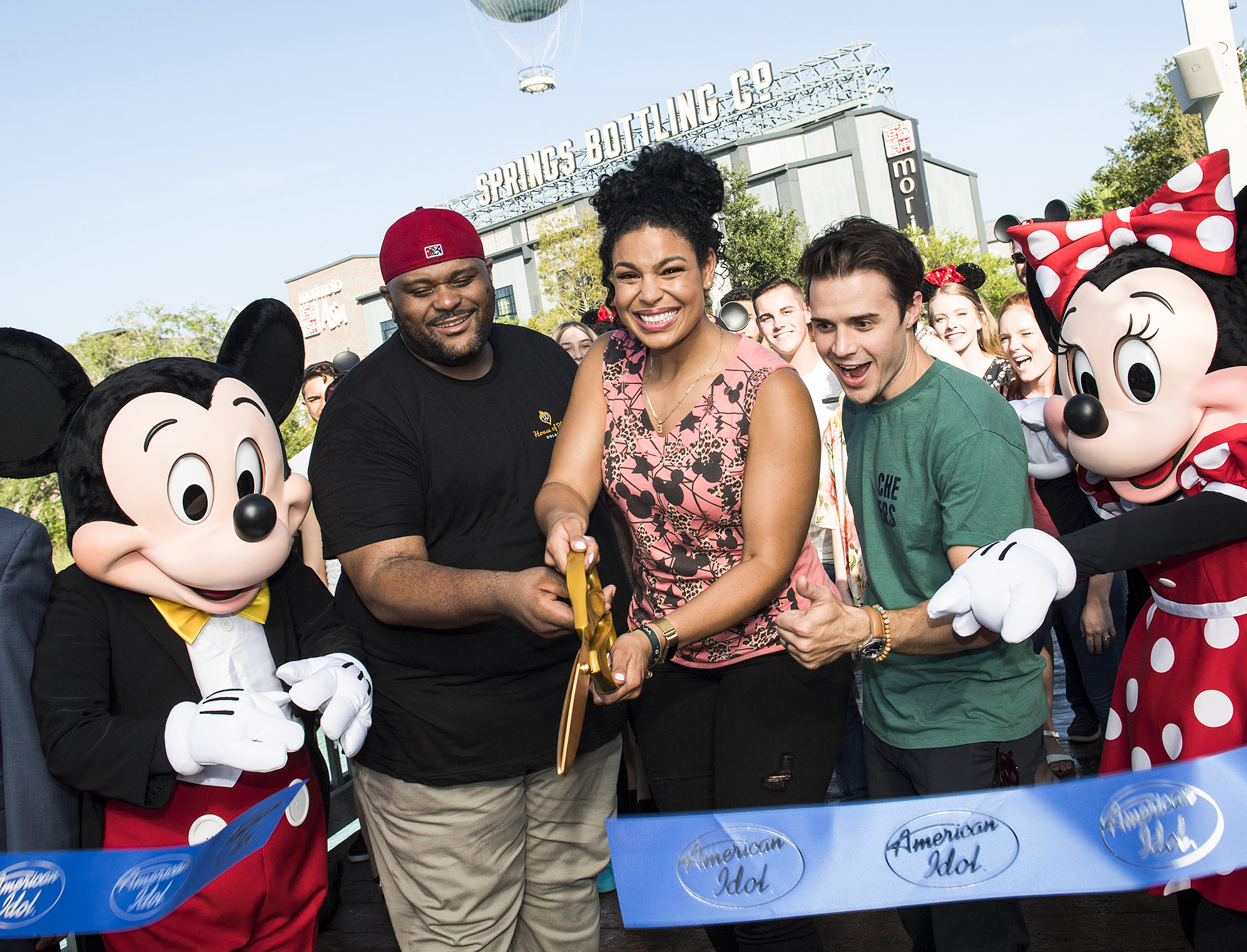 """American Idol"" Kicks Off Auditions at Walt Disney World"