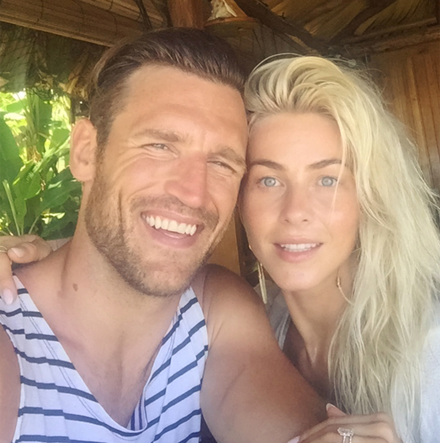 Julianne Hough and Brooks Laich's Perfect Score