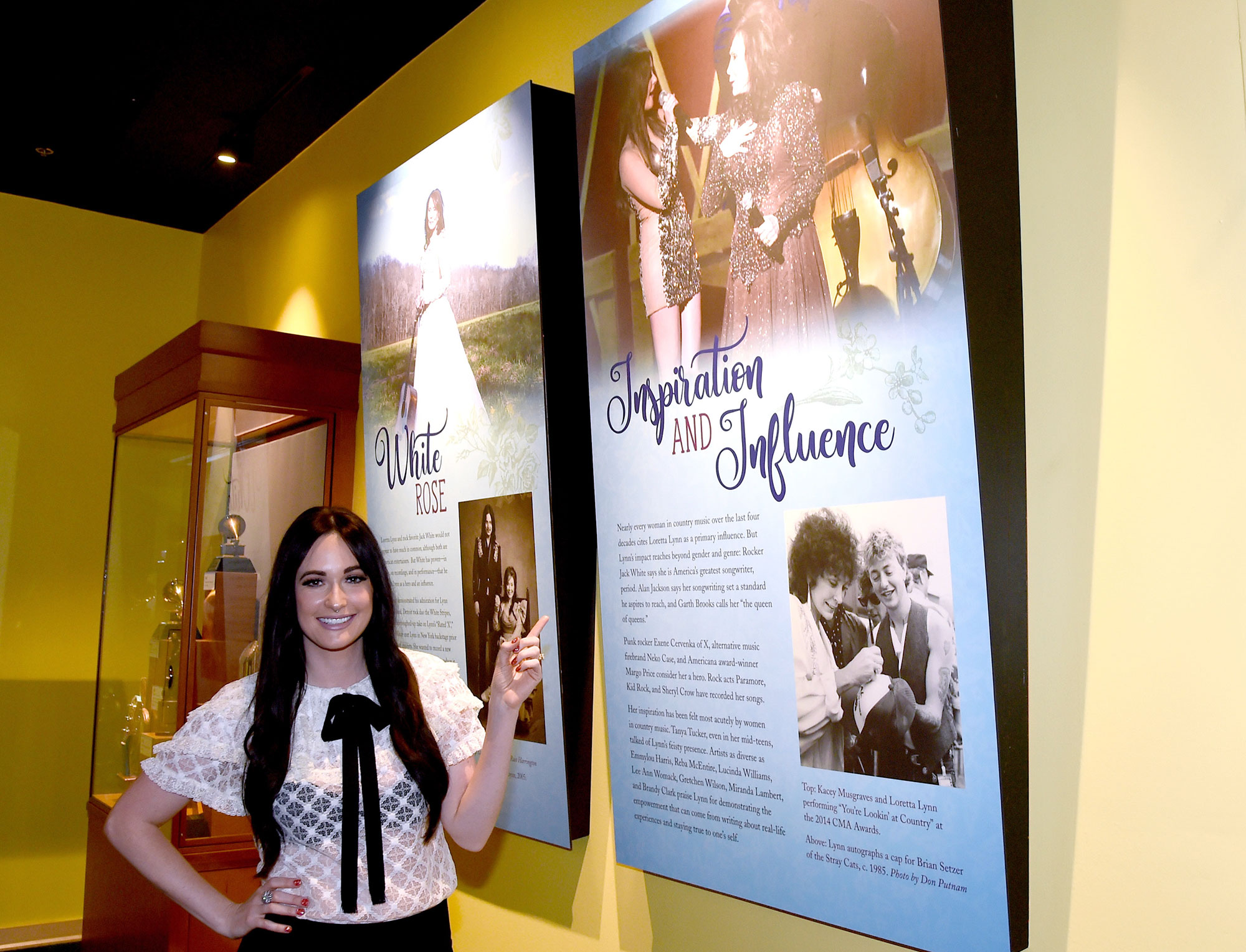 Country Music Hall of Fame and Museum Celebrates New Exhibition Loretta Lynn: Blue Kentucky Girl