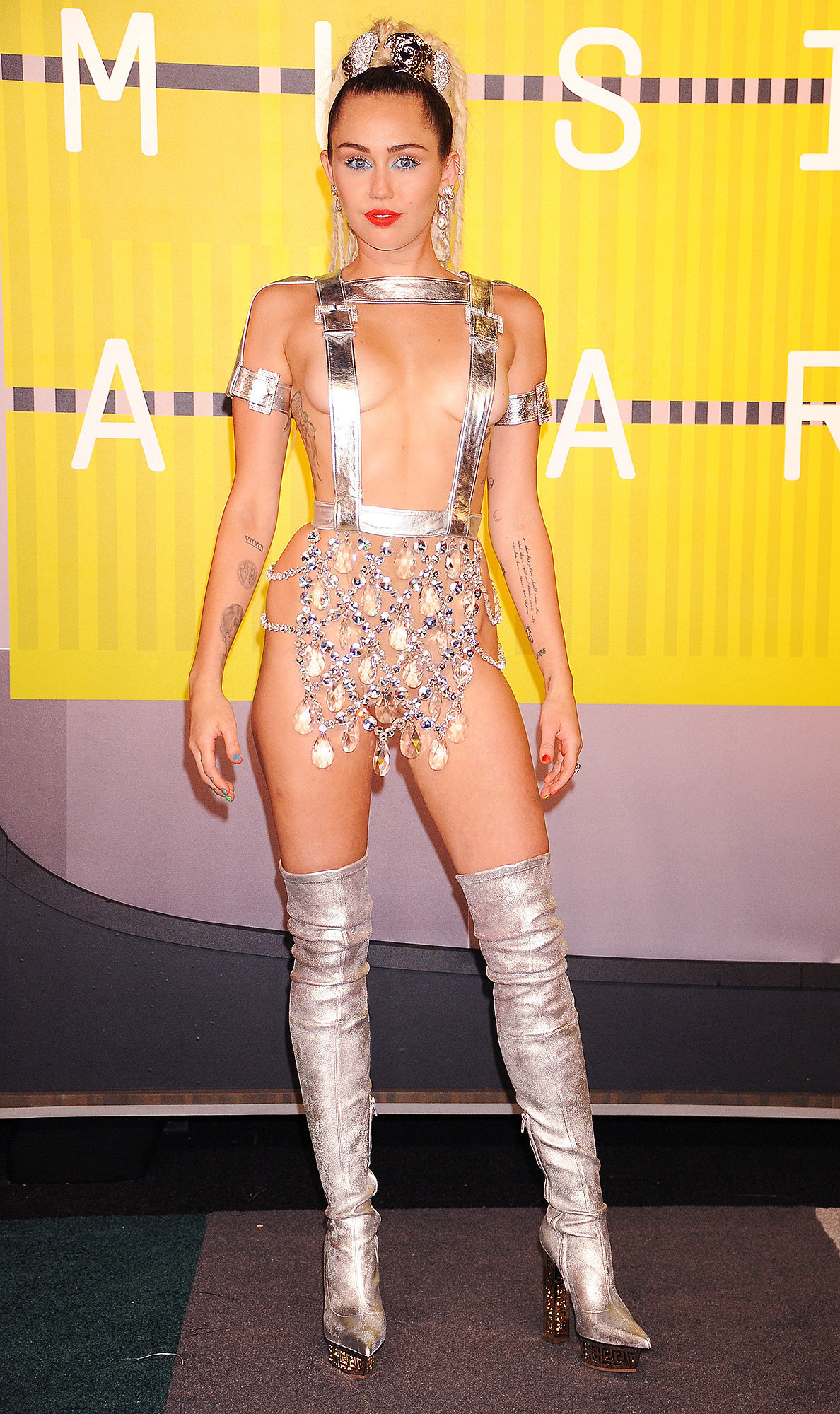 USA - The 2015 MTV Video Music Awards - Arrivals