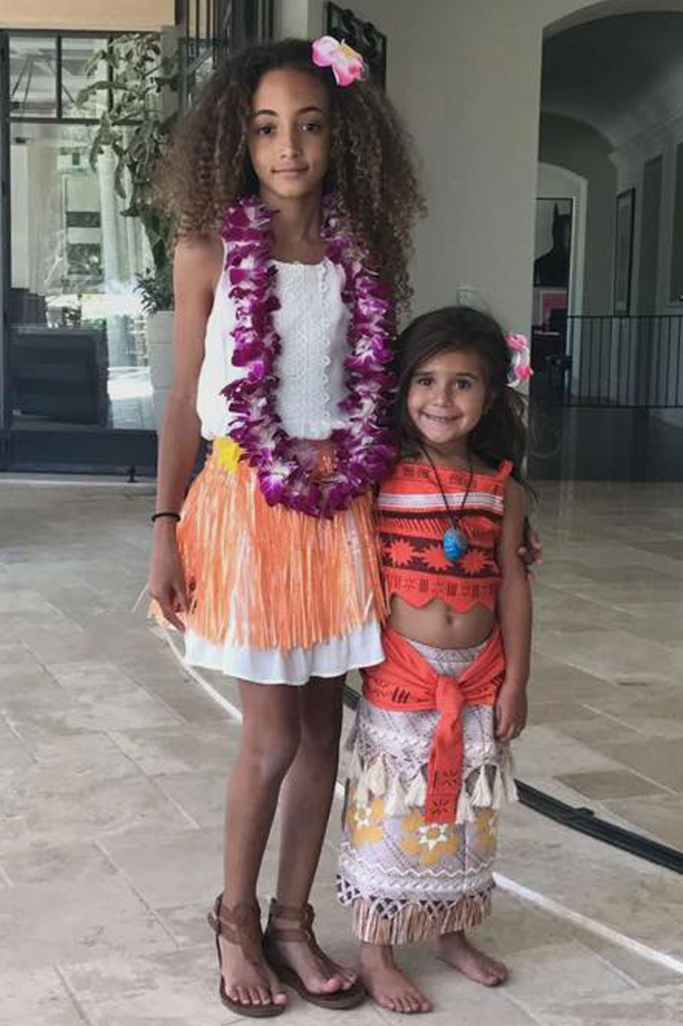 North & Penelope's Moana Party