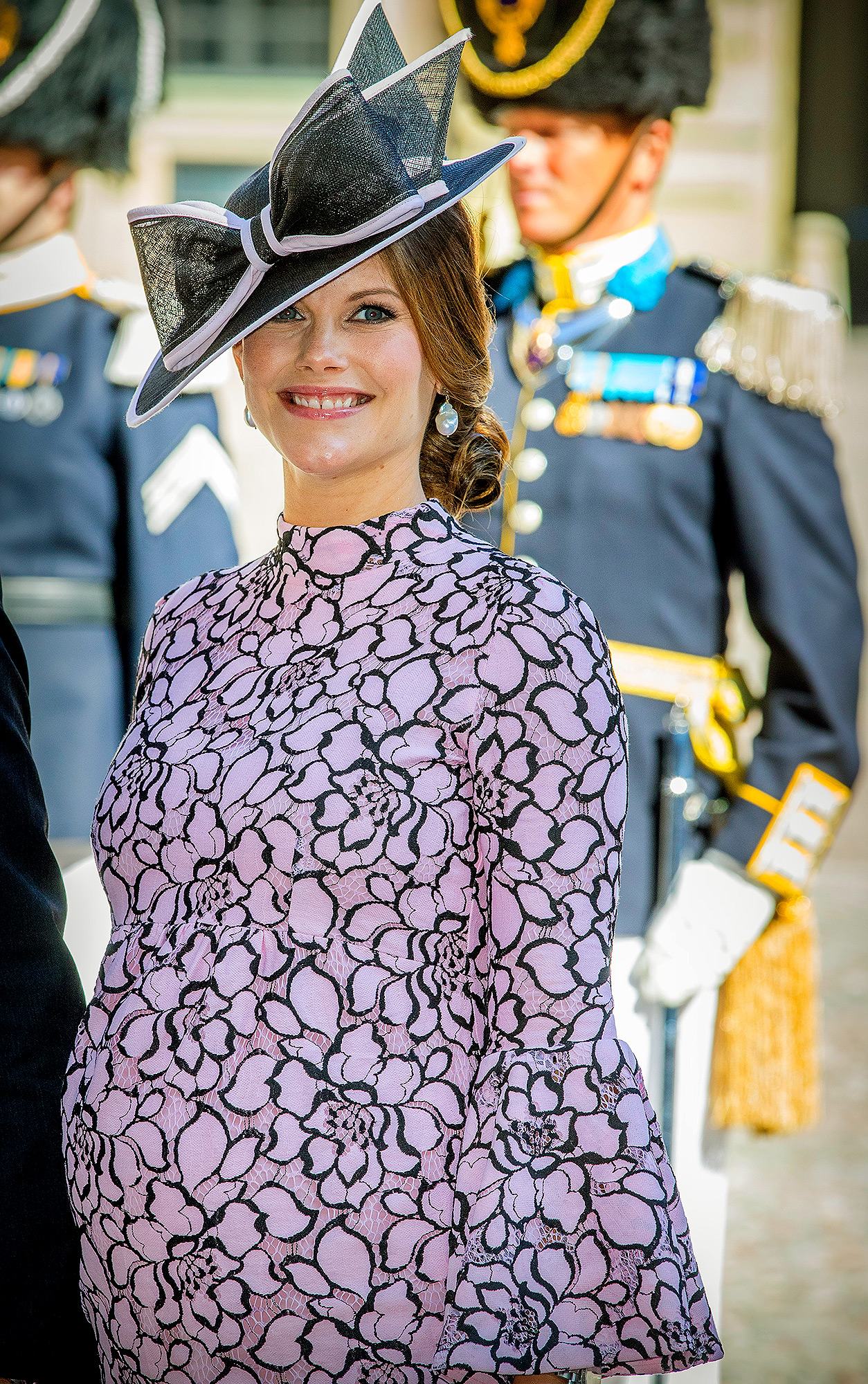 Crown Princess Victoria of Sweden 40th Birthday Celebrations in Stockholm