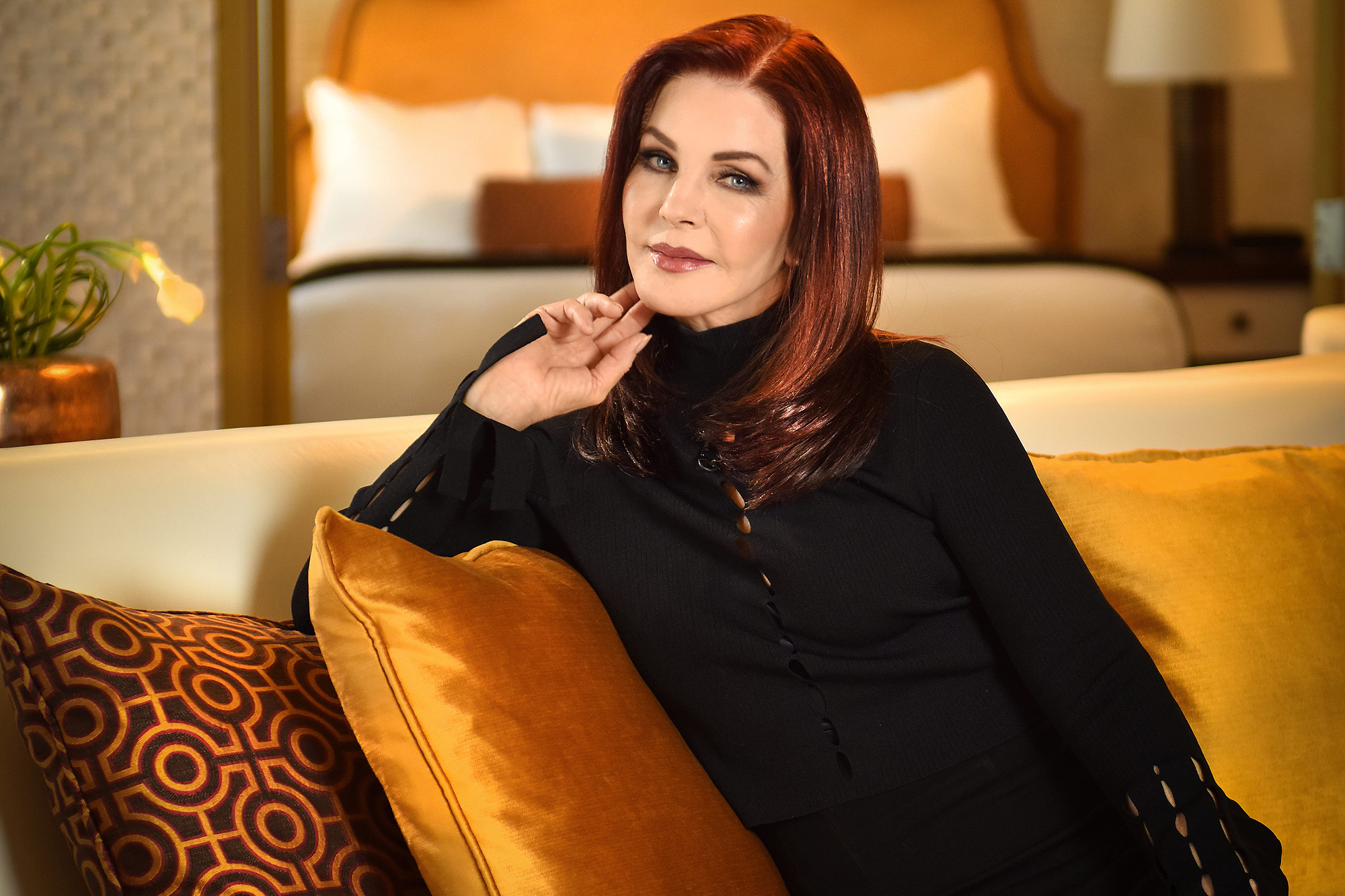 Priscilla Presley, $16 Million