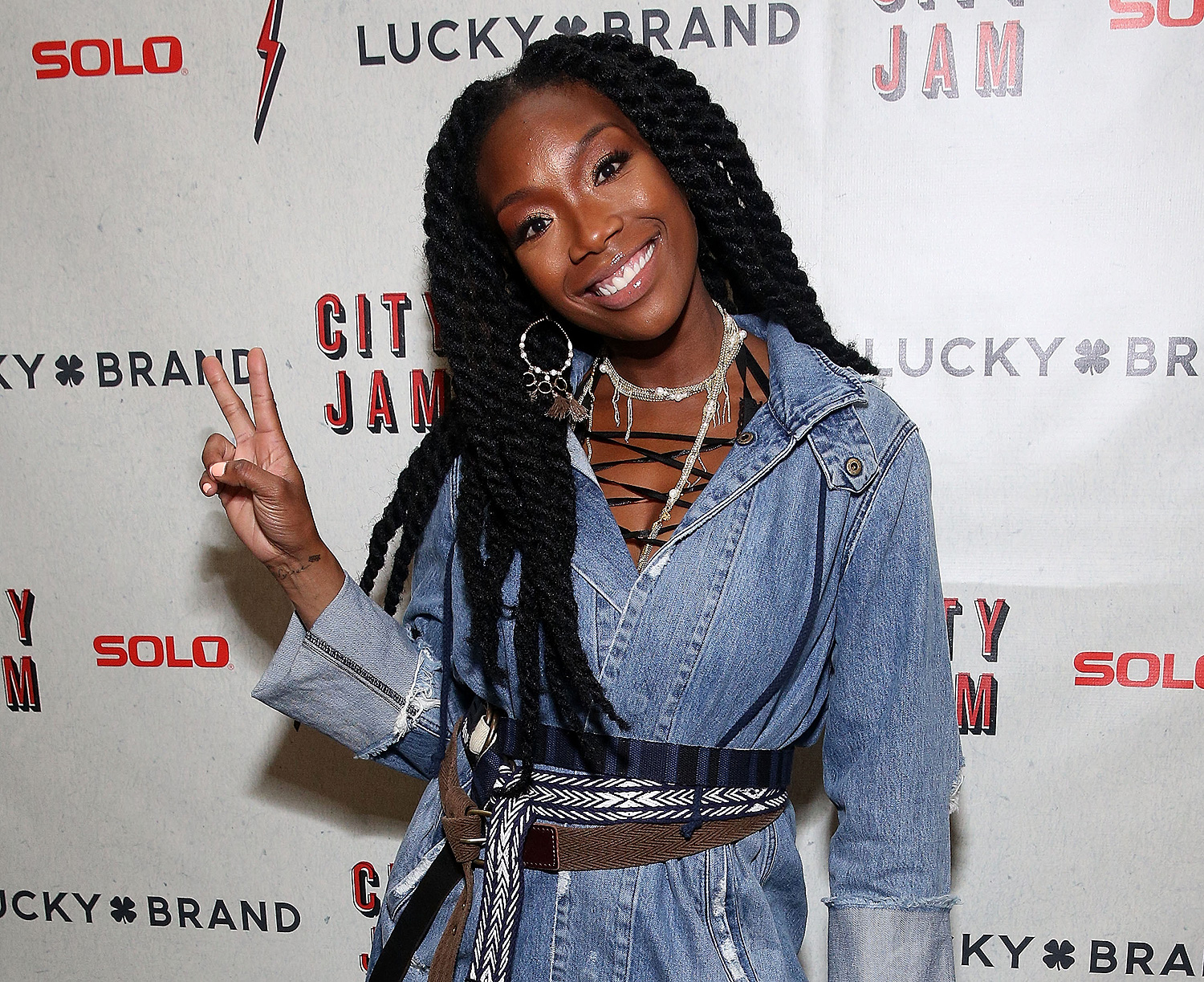 Lucky Brand Presents - Lucky Lounge: City Jam with Brandy