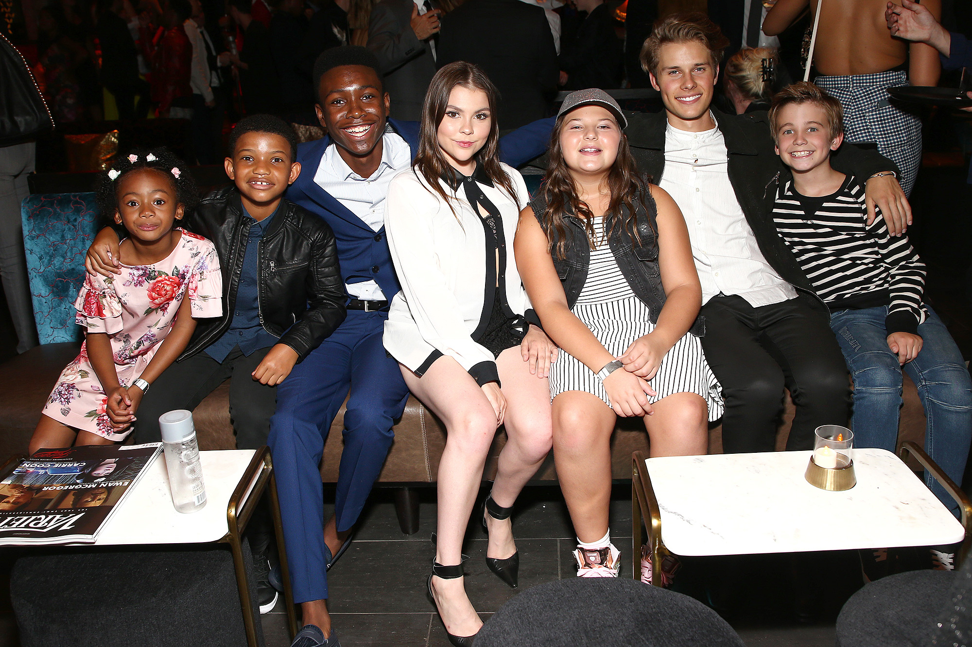 Variety's Power of Young Hollywood, Inside, Los Angeles, USA - 08 Aug 2017