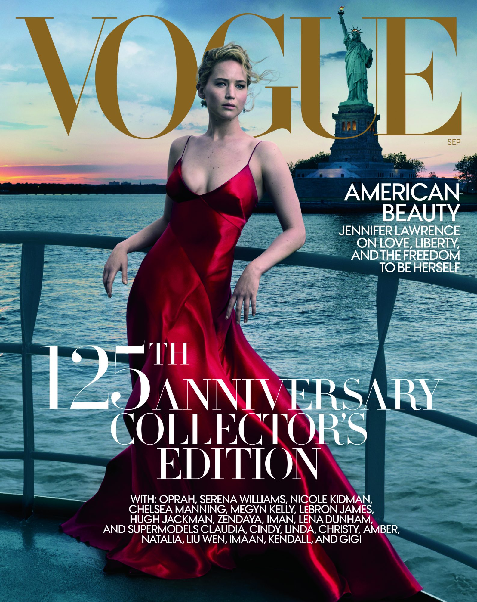 jennifer lawrence vogue cover annie leibovitz