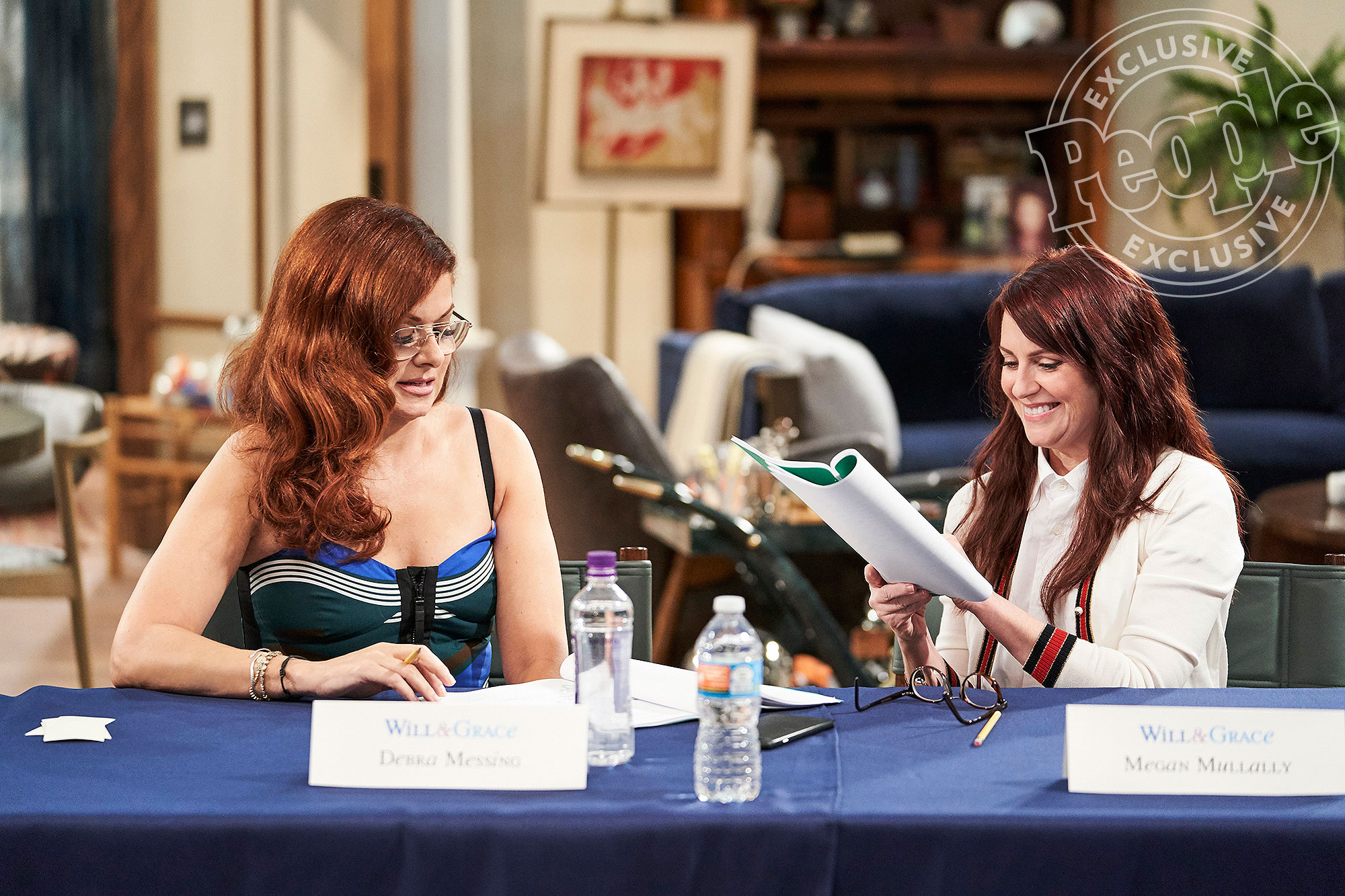 will-grace-table-read-8