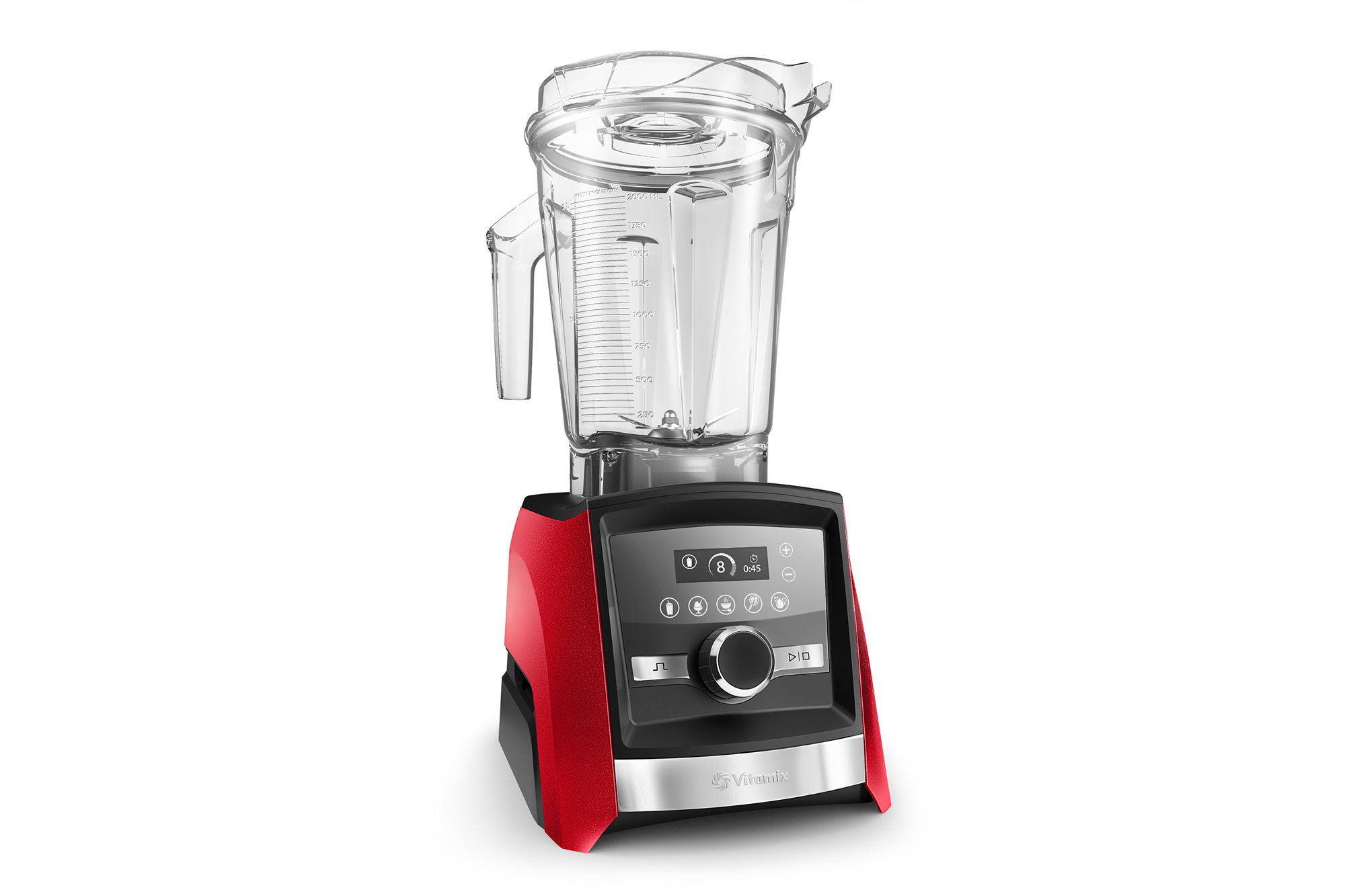 F:PHOTOReady RoomActionsInsert Request48077#vitamixVitamix A3500 Ascent Series Candy Apple Red_Hero.jpg
