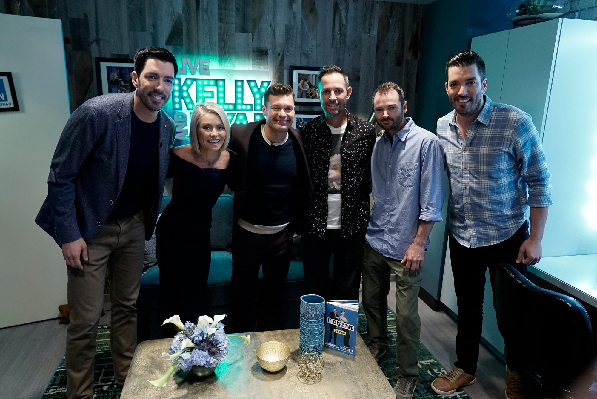 Live wth Kelly and Ryan