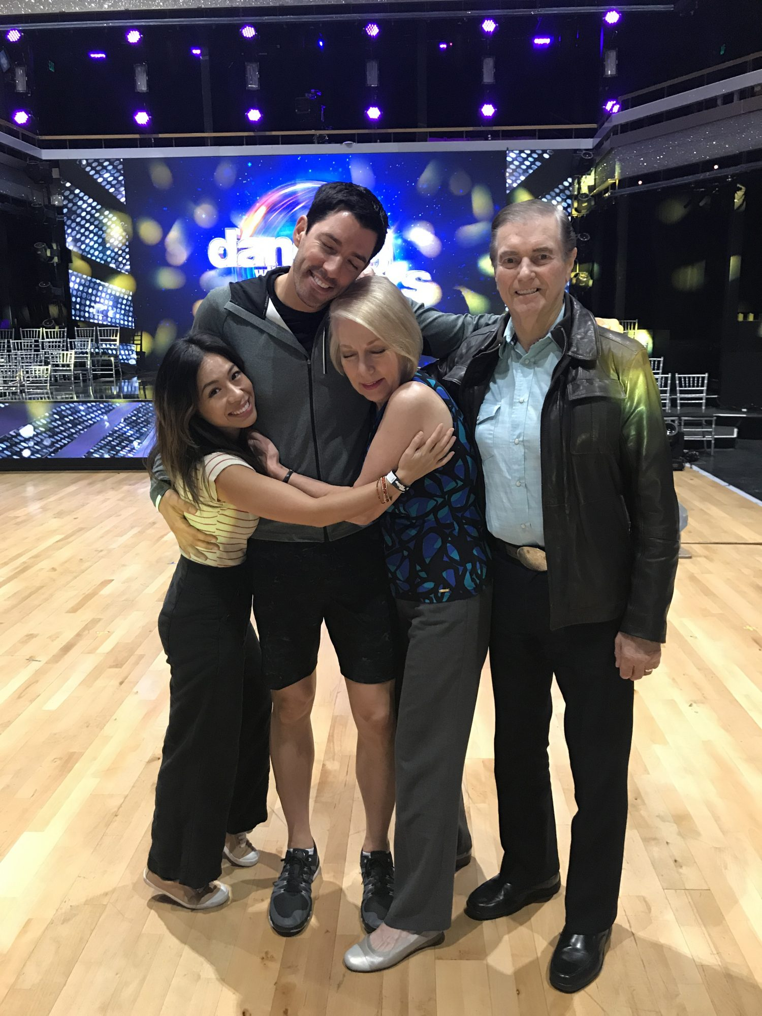 drew scott dancing with the stars photo diary courtesy drew scott