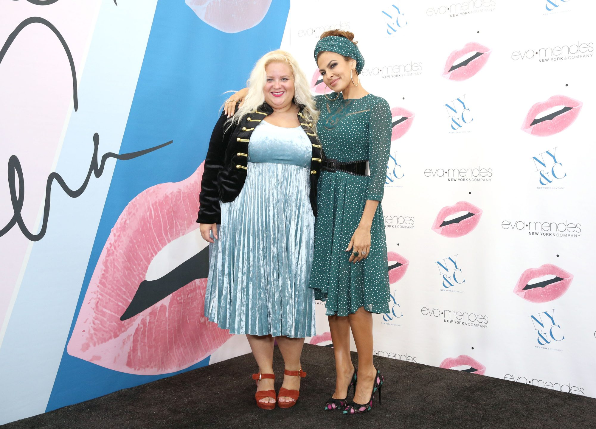 Eva Mendes Launches Her Fall Collection With New Extended Sizes