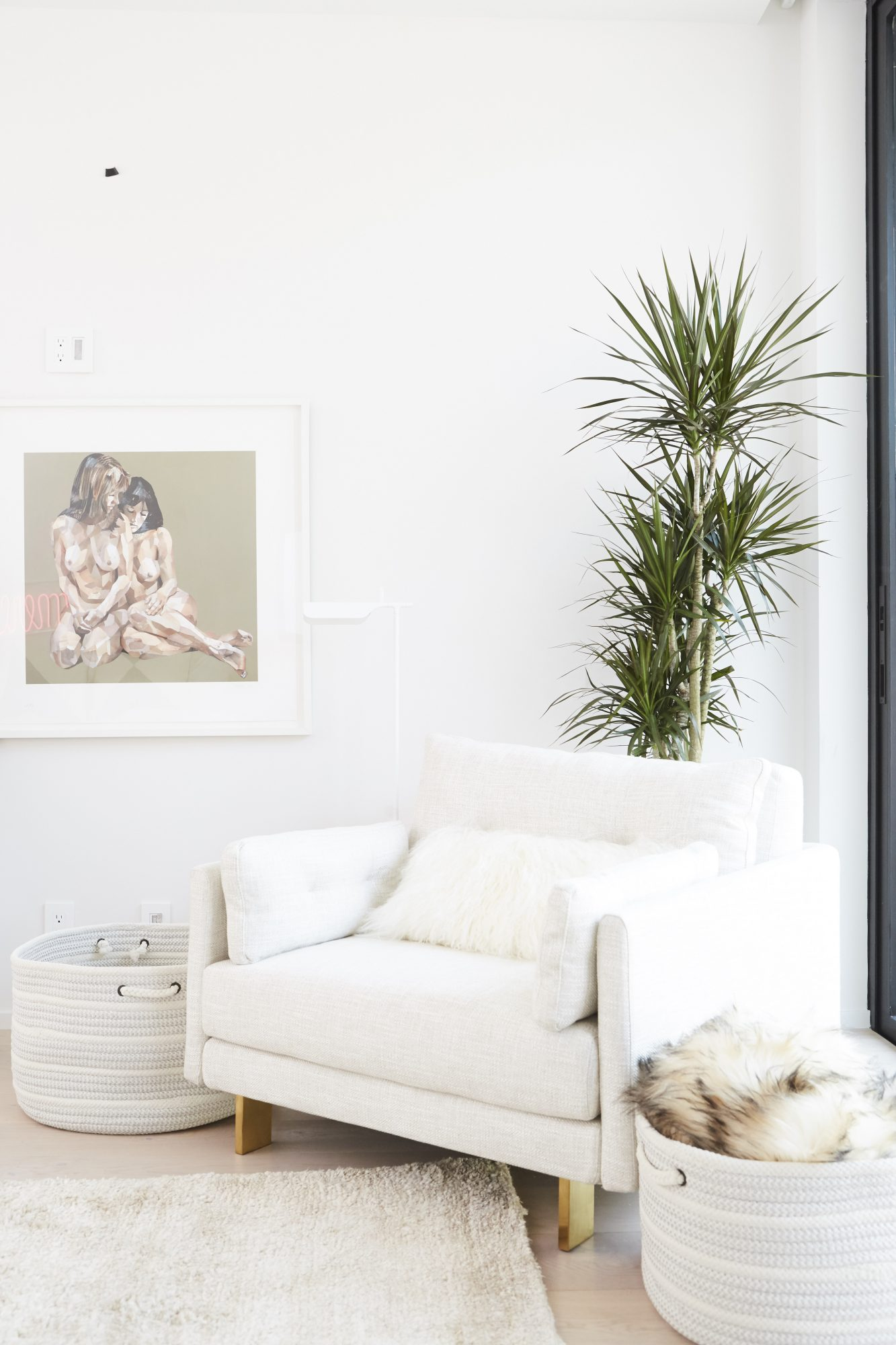 jen atkin home makeover with allmodern and consort design photo credit Lu Tapp