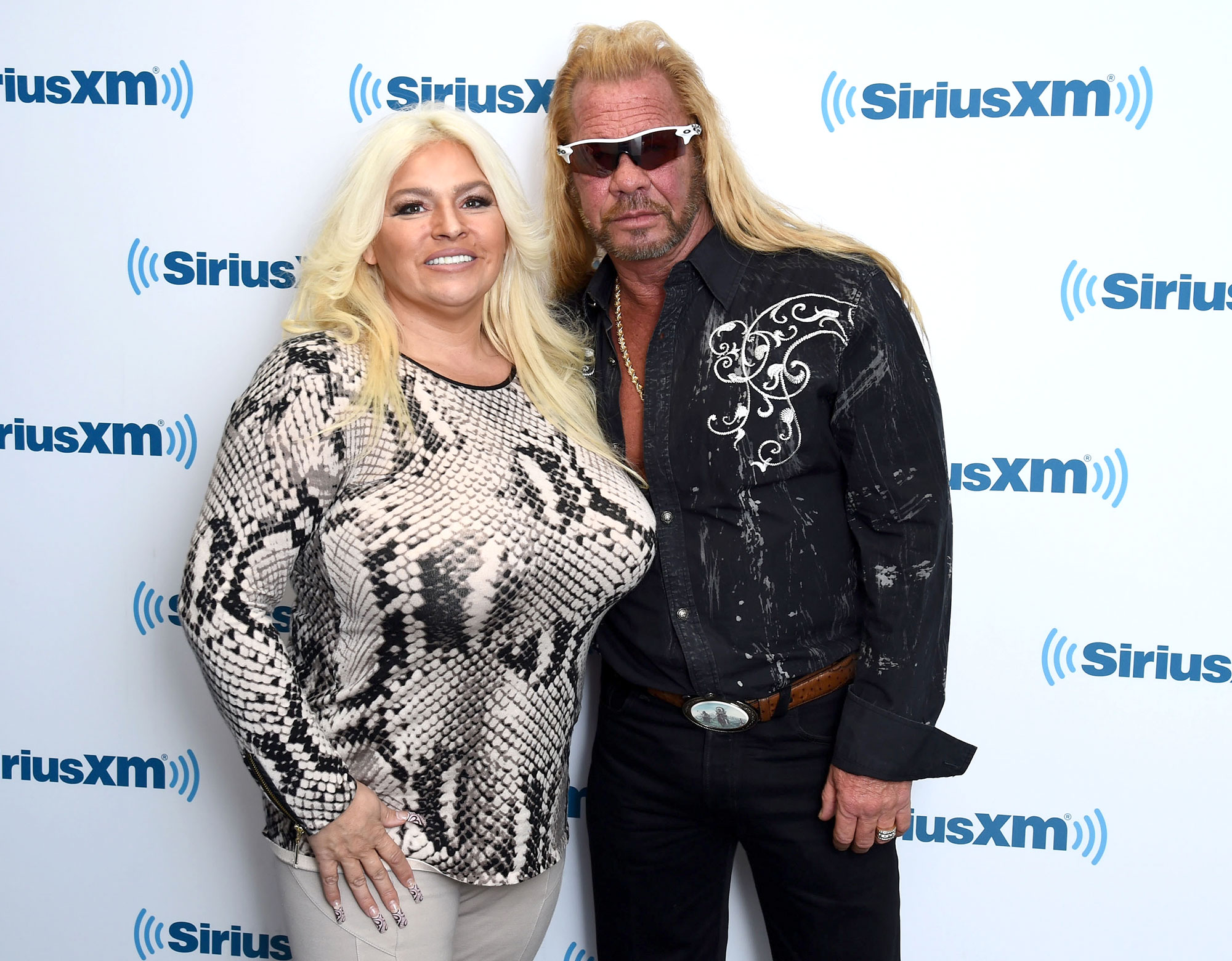 Dog The Bounty Hunter Has First Christmas Since Wife Beth S Death