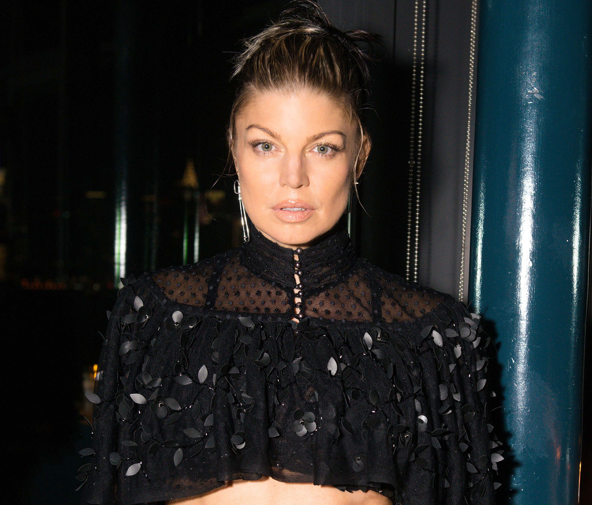 Fergie Double Dutchess VIP Viewing Party, New York, USA - 19 Sep 2017