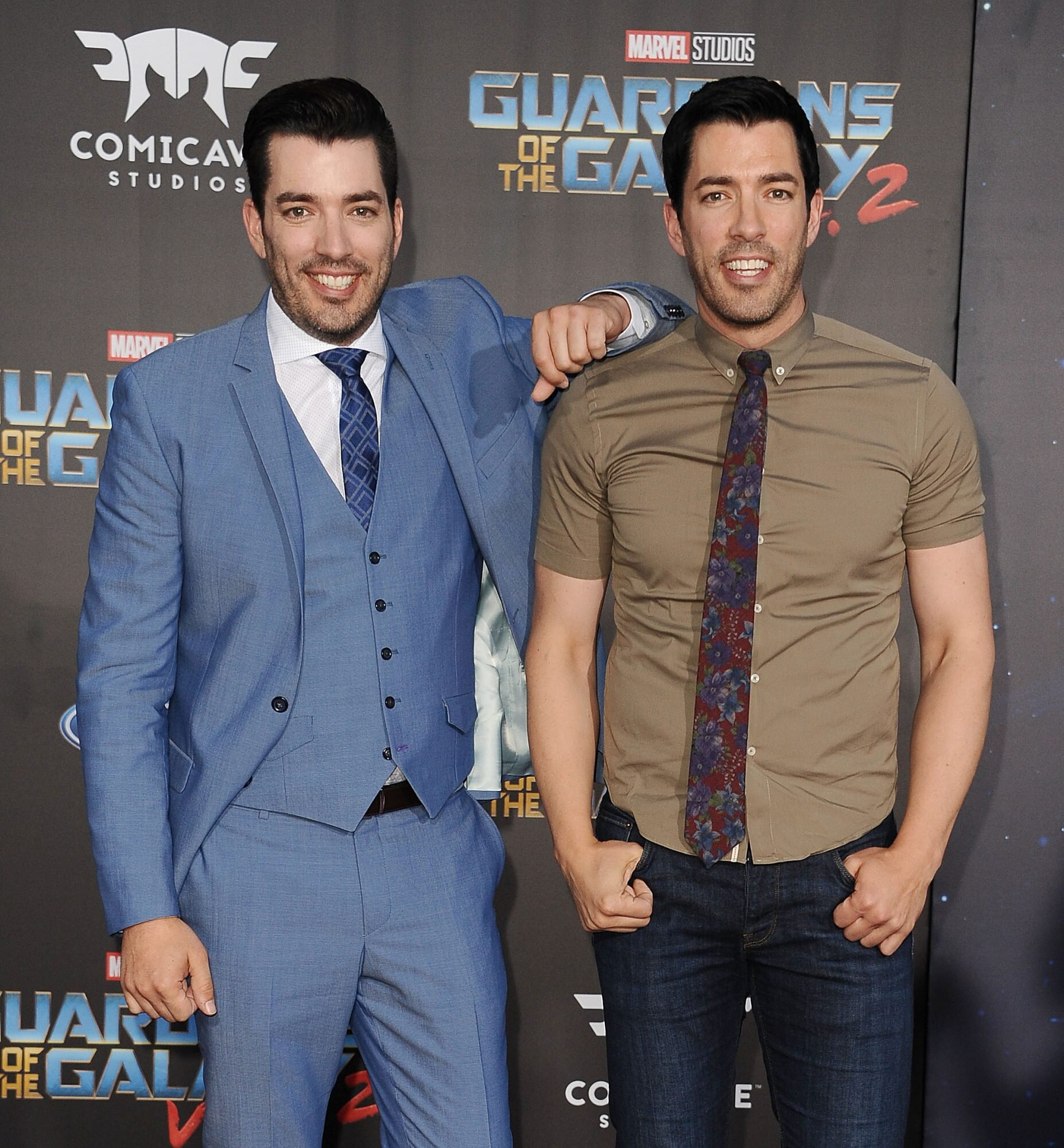 Drew And Jonathan Scott Toronto Travel Guide People