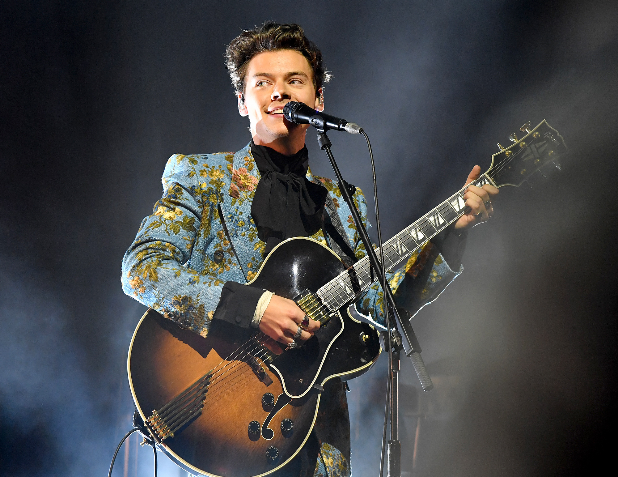 Harry Styles Performs at the Greek Theatre