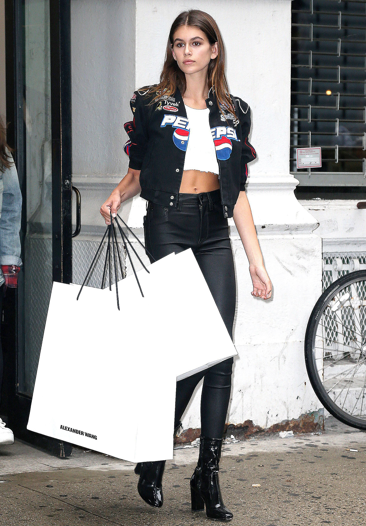 Kaia Gerber out and about, New York Fashion Week, USA - 06 Sep 2017