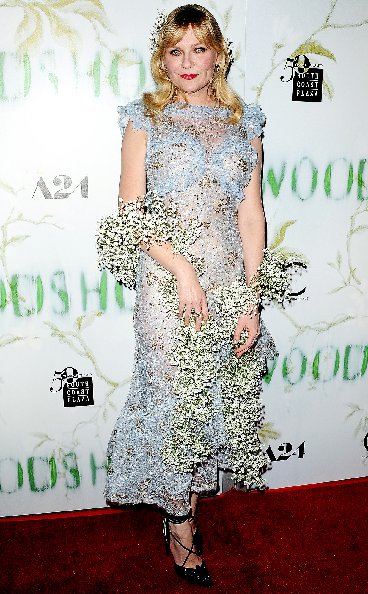 "Premiere Of A24's ""Woodshock"" - Arrivals"