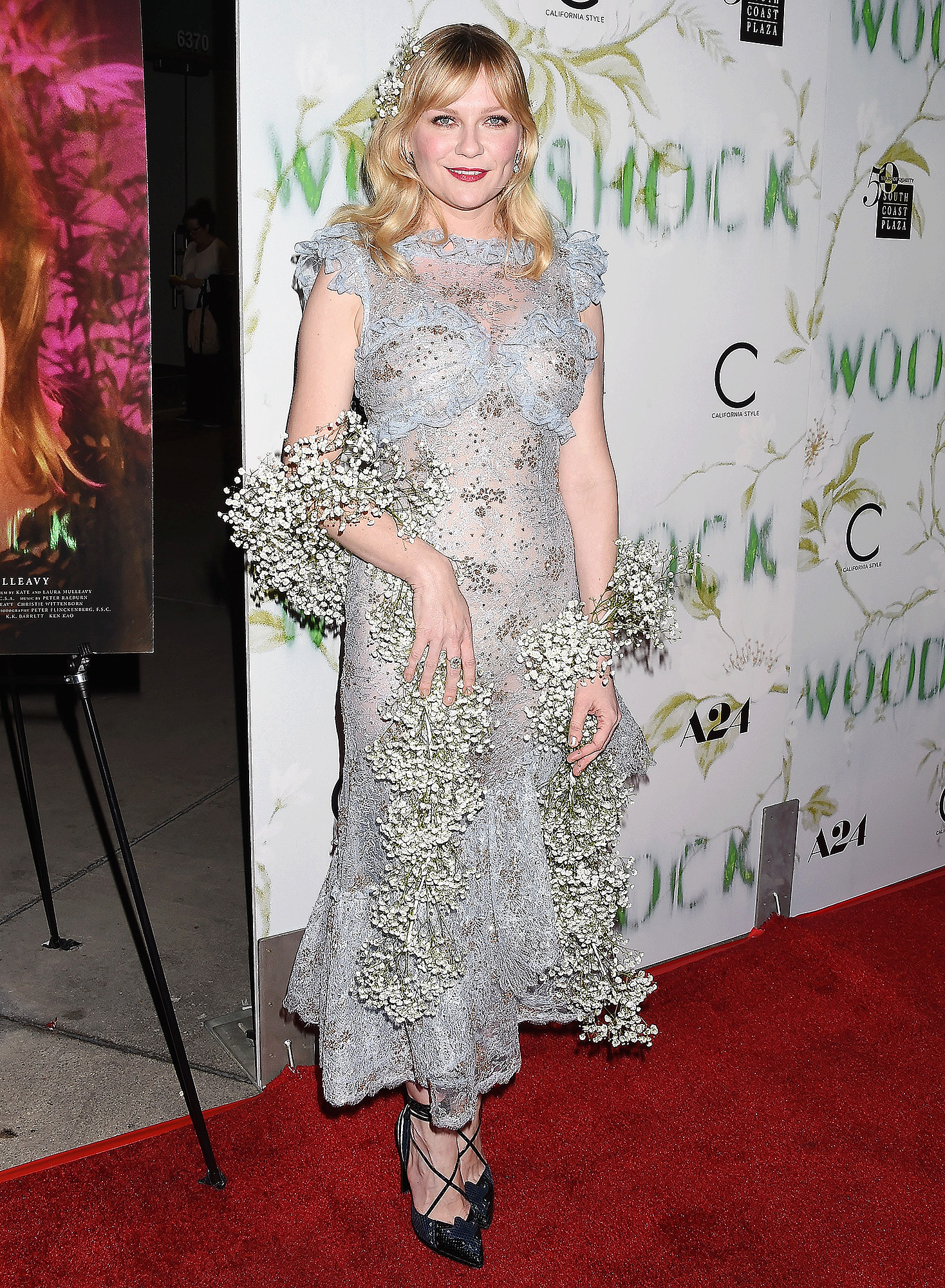 Premiere Of A24's 'Woodshock' - Arrivals