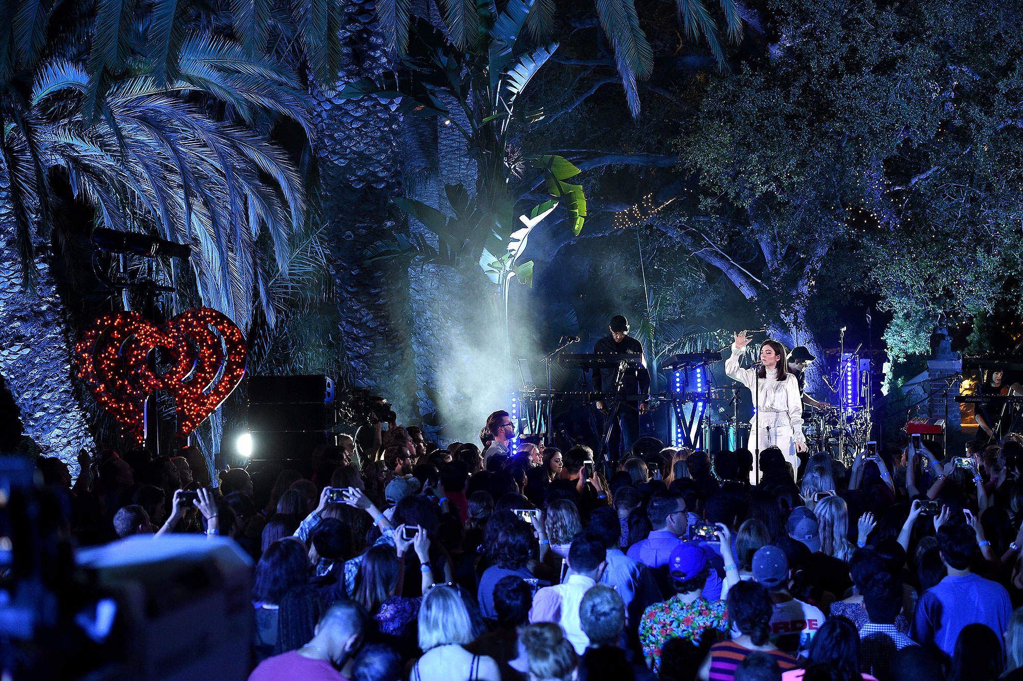 iHeartRadio Secret Sessions By AT&T Featuring Lorde At The Houdini Estate