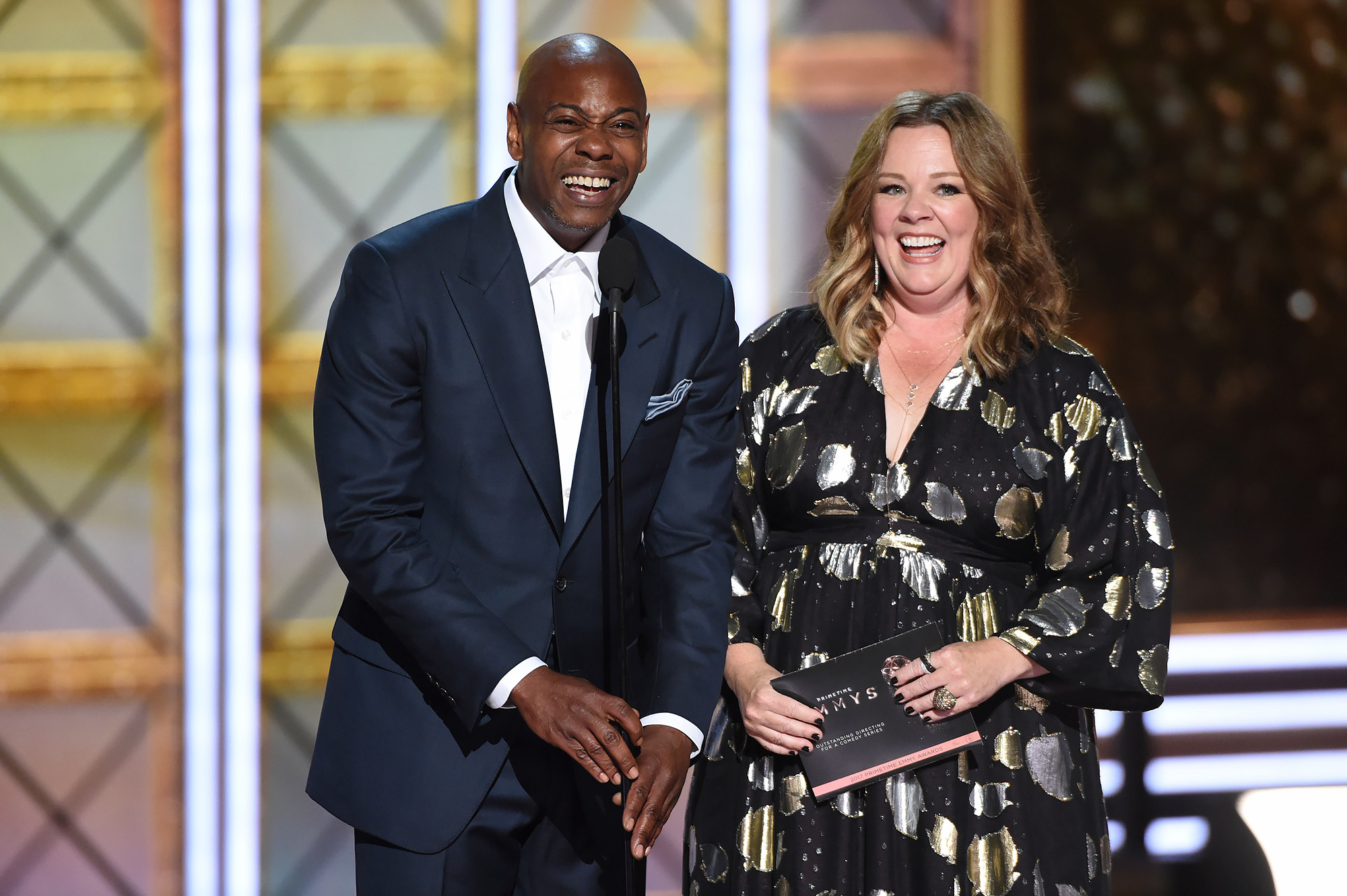 Dave Chappelle,Melissa McCarthy