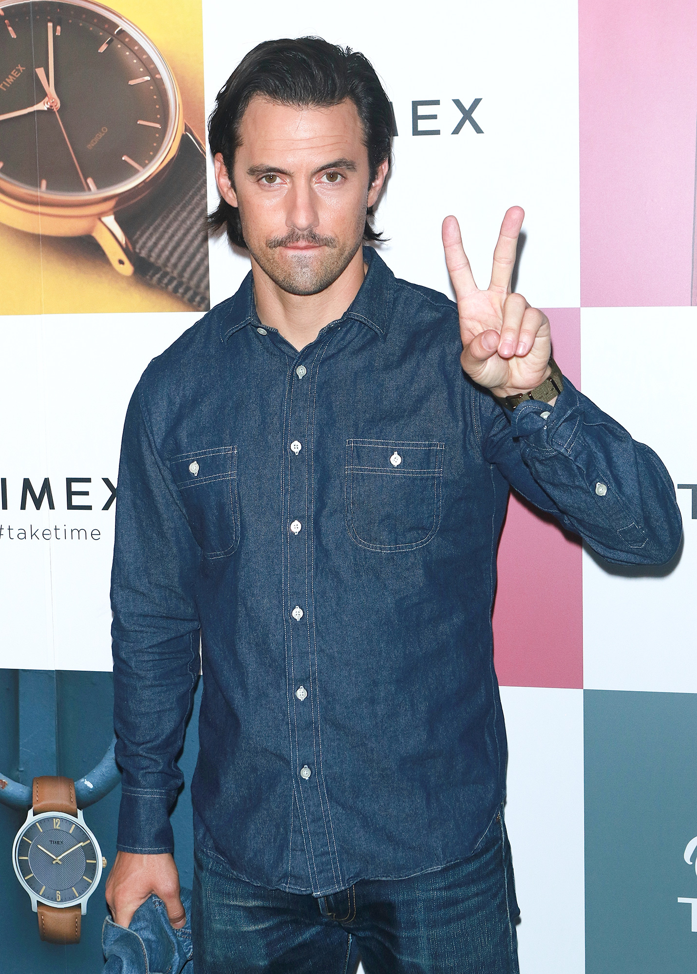 Milo Ventimiglia Hosts We are Timex Event and Unveils Timex Fall 2017 Collection at Lightbox