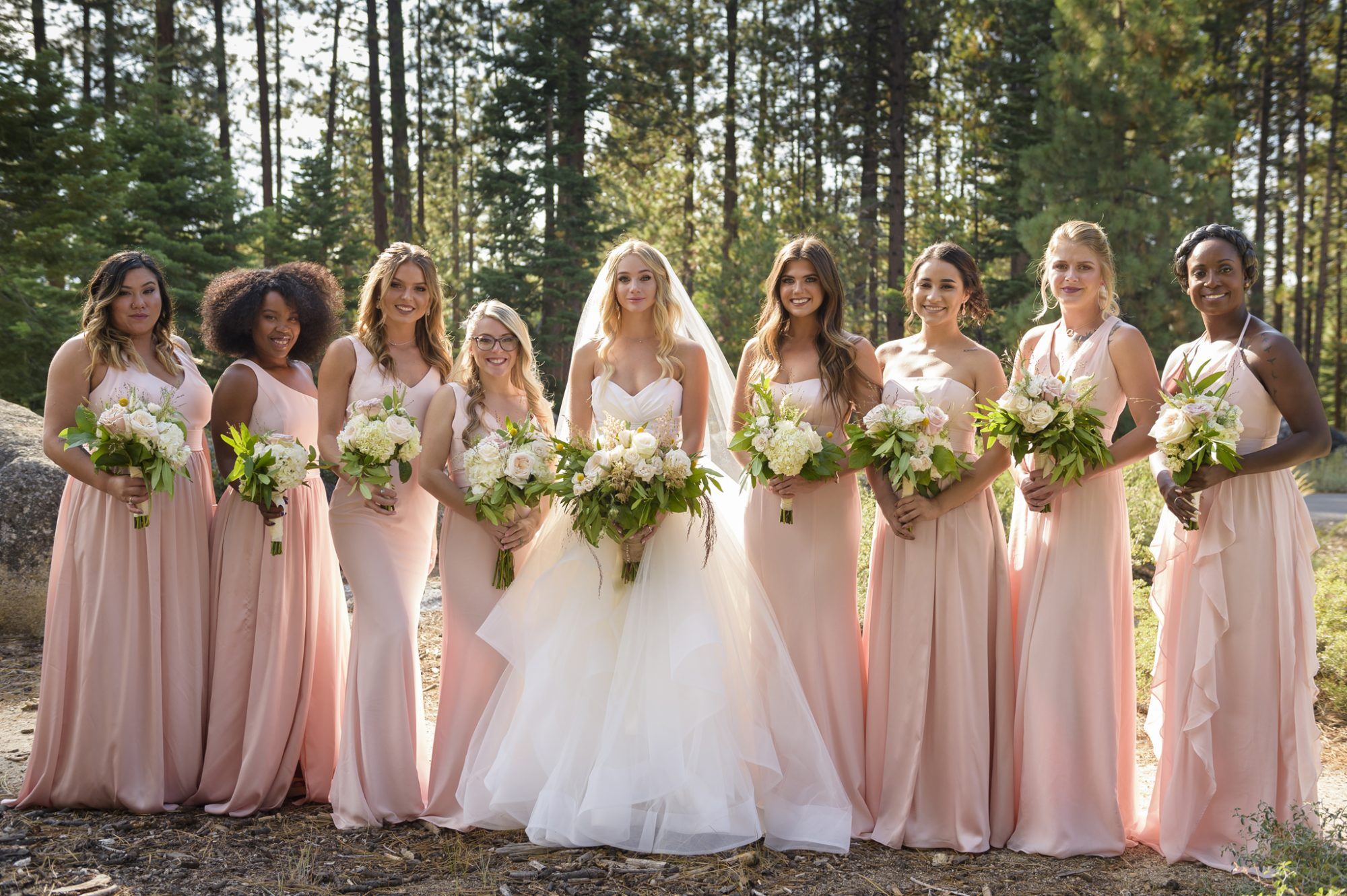 Lake Tahoe wedding at The Landing for Mollee and Jeka