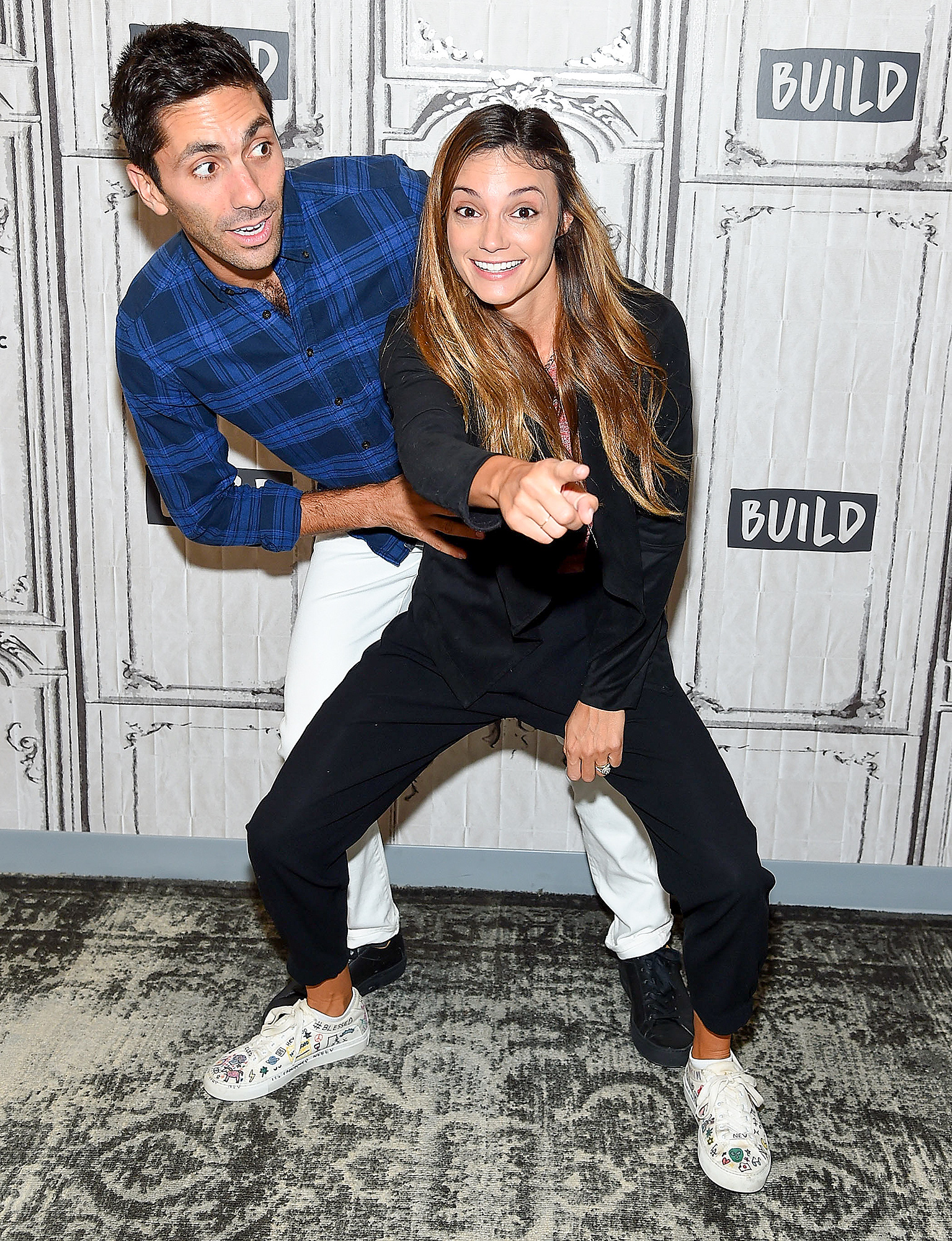 """Build Presents Nev Schulman And Laura Perlongo Discussing """"We Need To Talk"""" And """"Catfish"""""""