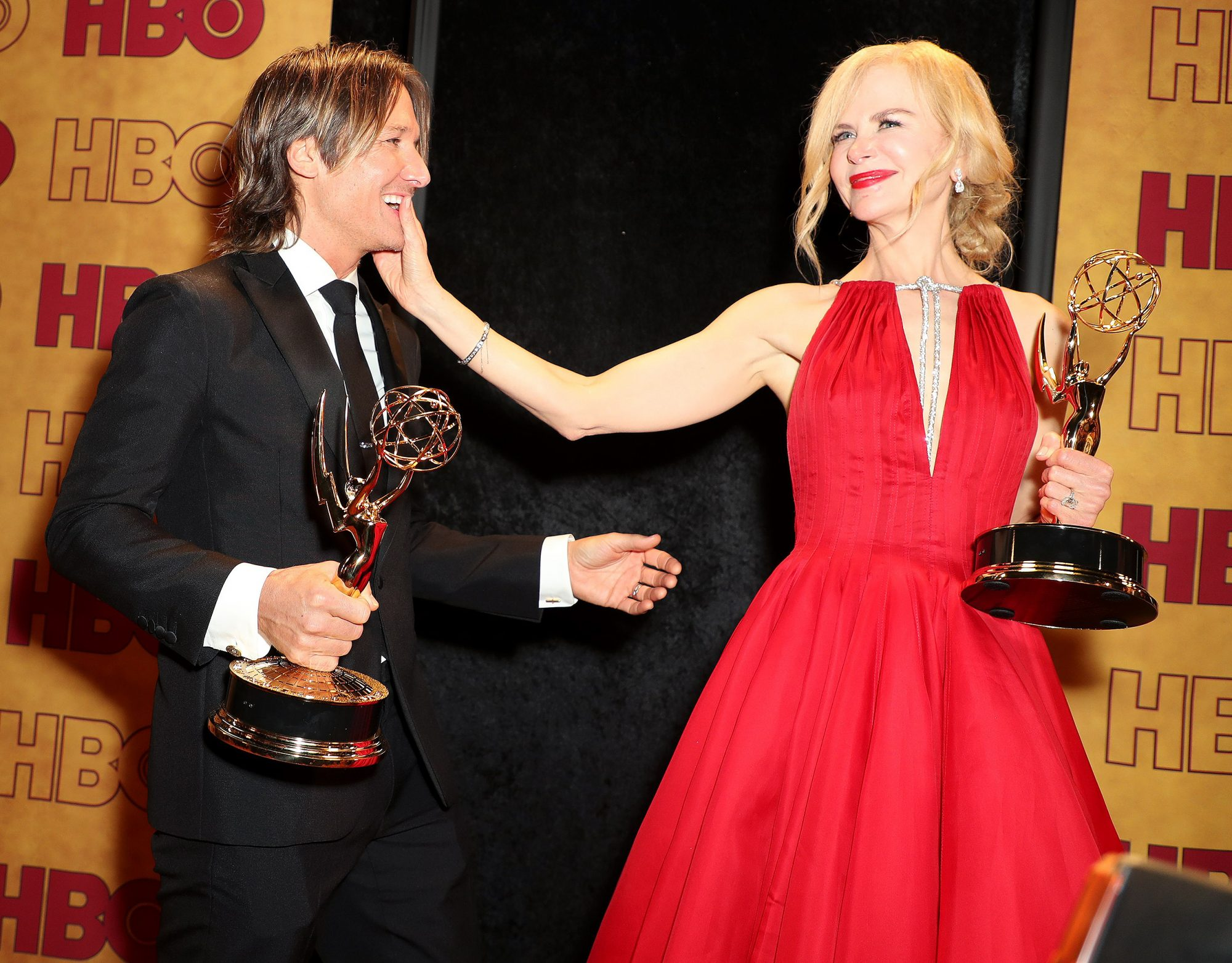 69th Primetime Emmy Awards, HBO Party, Los Angeles, USA - 17 Sep 2017
