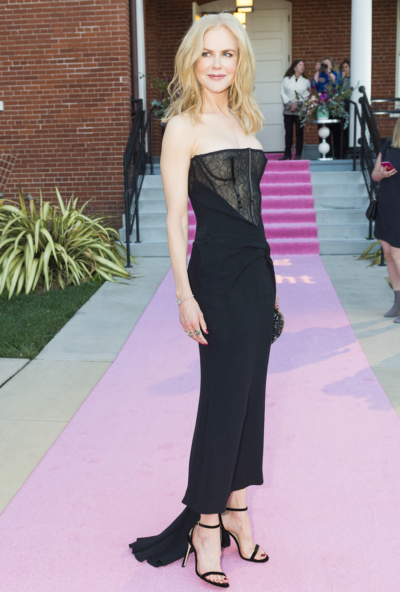 Nicole Kidman attends Futures Without Violence Hosts Big Little Night in San Francisco