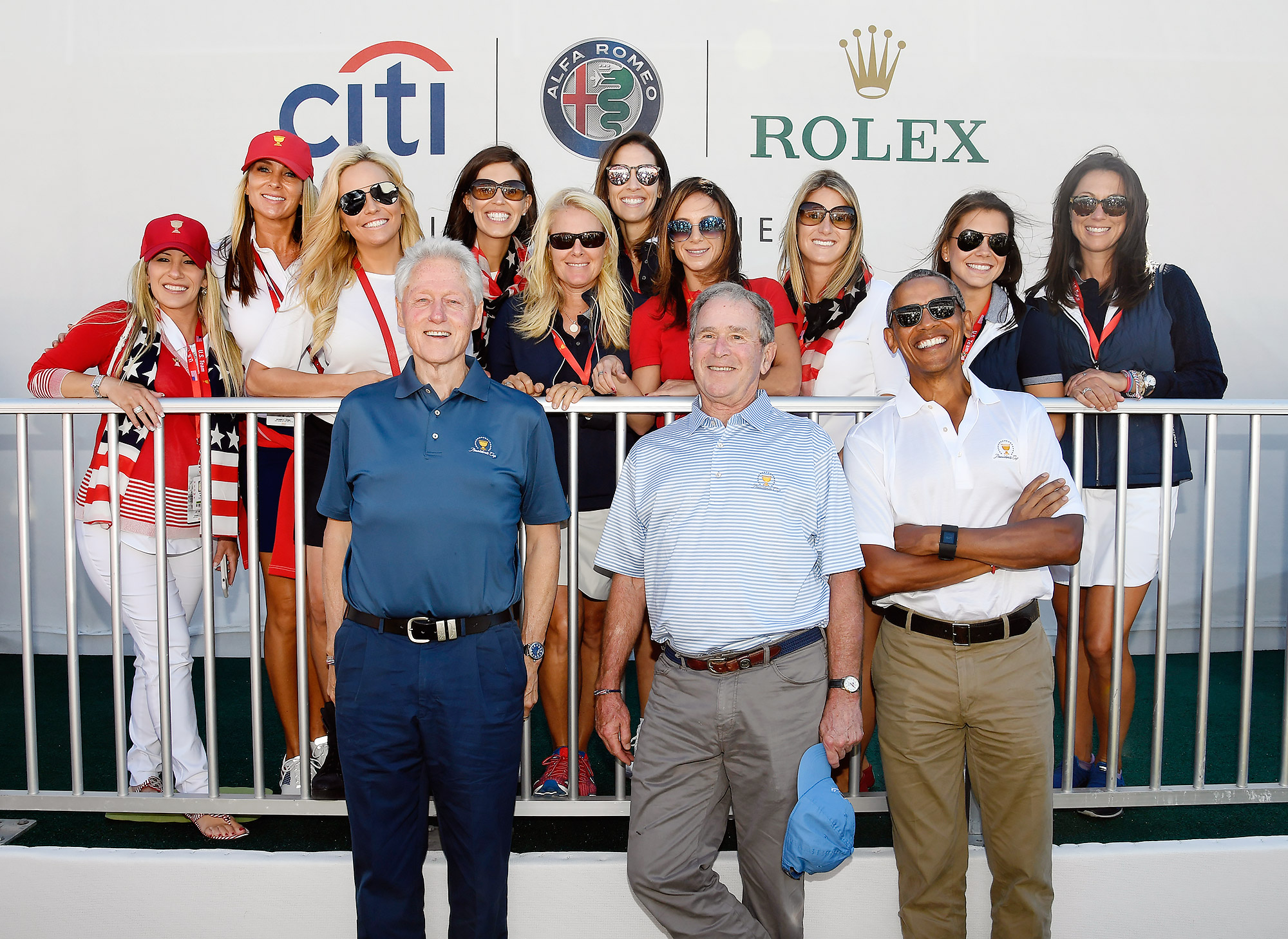 Presidents Cup - Round One