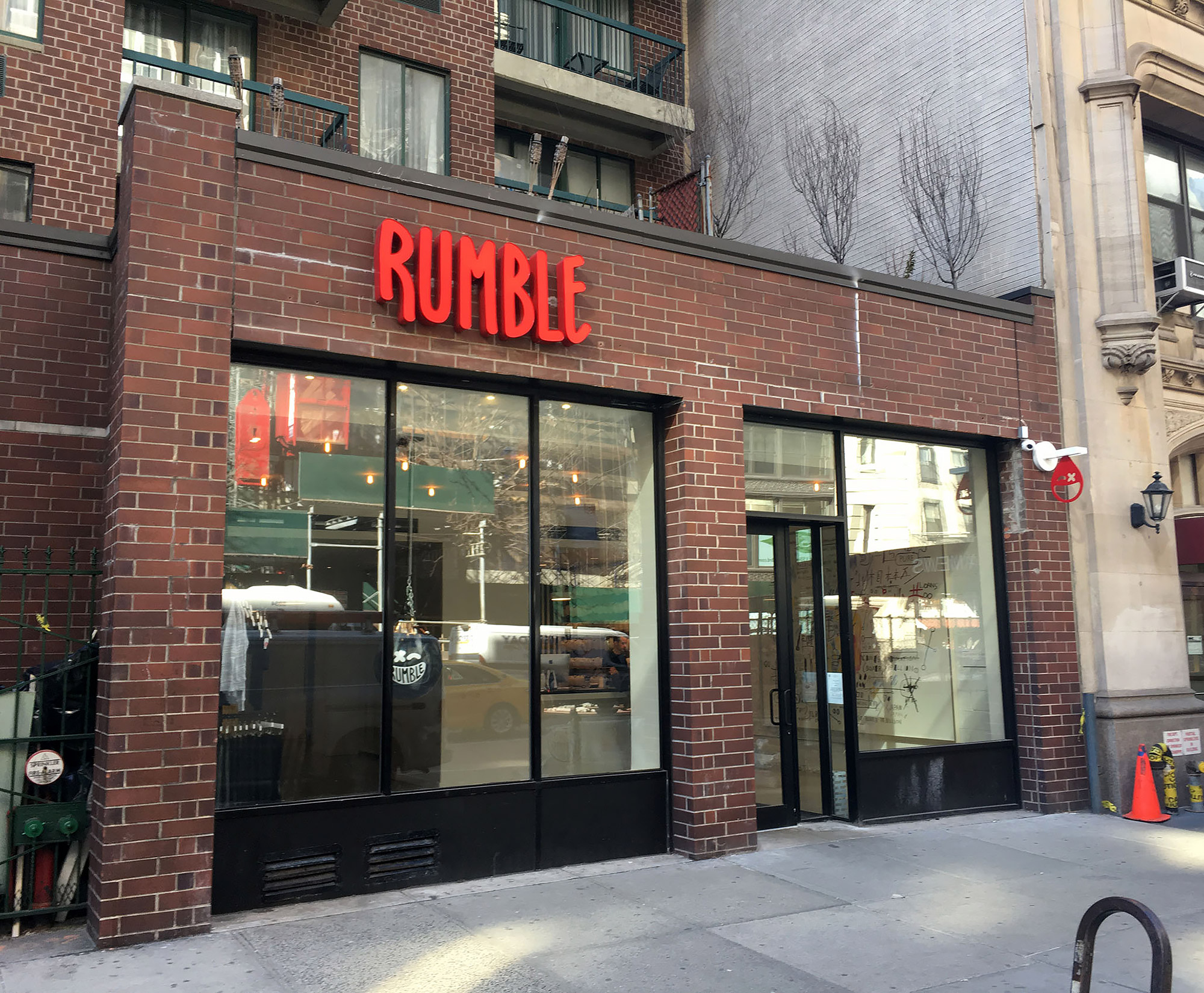 EXCLUSIVE: Learn to box like Rocky, in Sly Stallone's new gym at Rumble in NYC