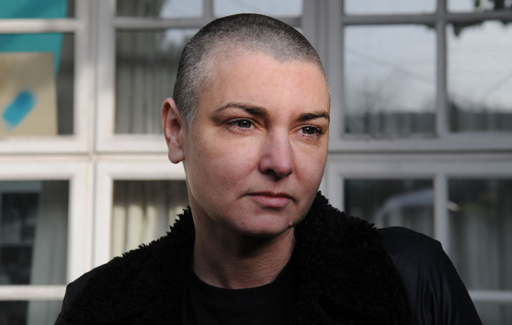 Sinead O'Connor At Home