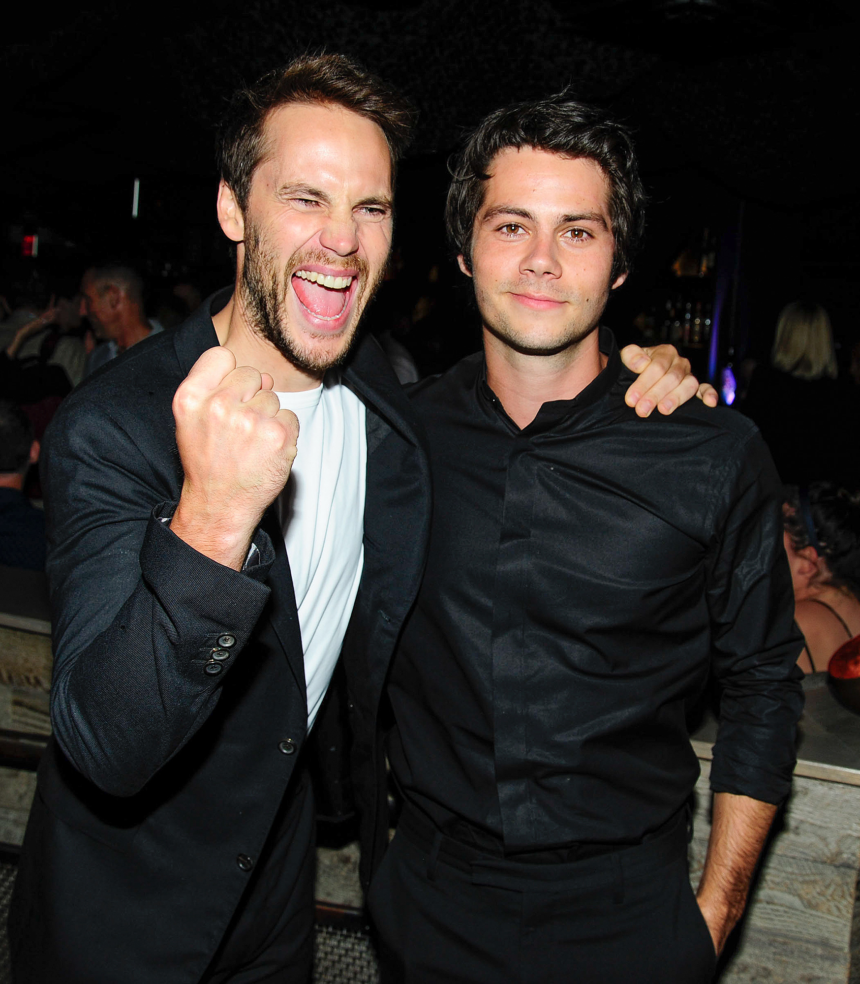 """The Cinema Society & Saved Wines host the after party for CBS Films' """"American Assassin"""""""