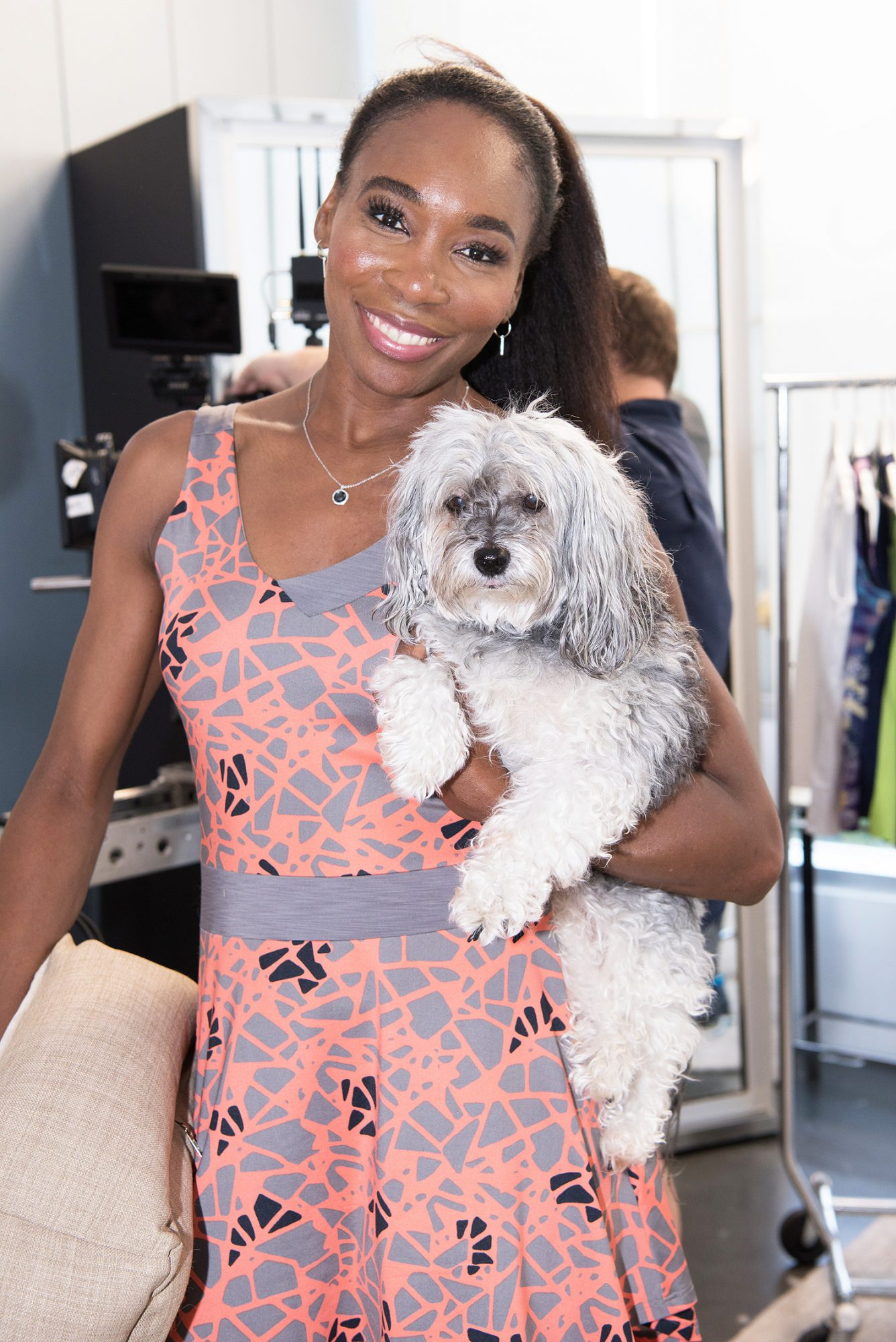 Behind The Scenes With American Express And Venus Williams Ahead Of The Us Open