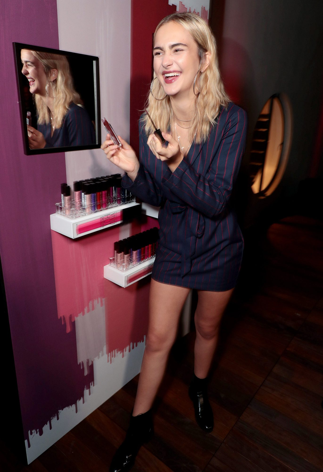 PEOPLE's Ones to Watch Party presented by Maybelline New York at NeueHouse Hollywood, Los Angeles, CA, America - 4 October 2017