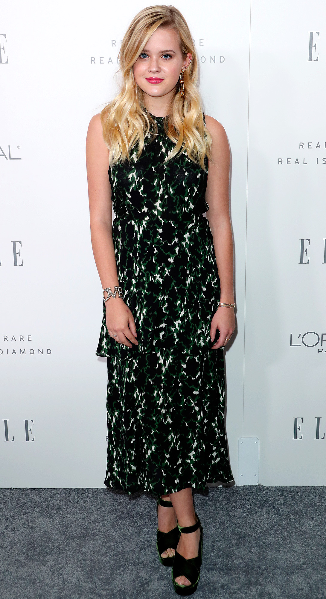 Elle Women In Hollywood, Arrivals, Los Angeles, USA - 16 Oct 2017