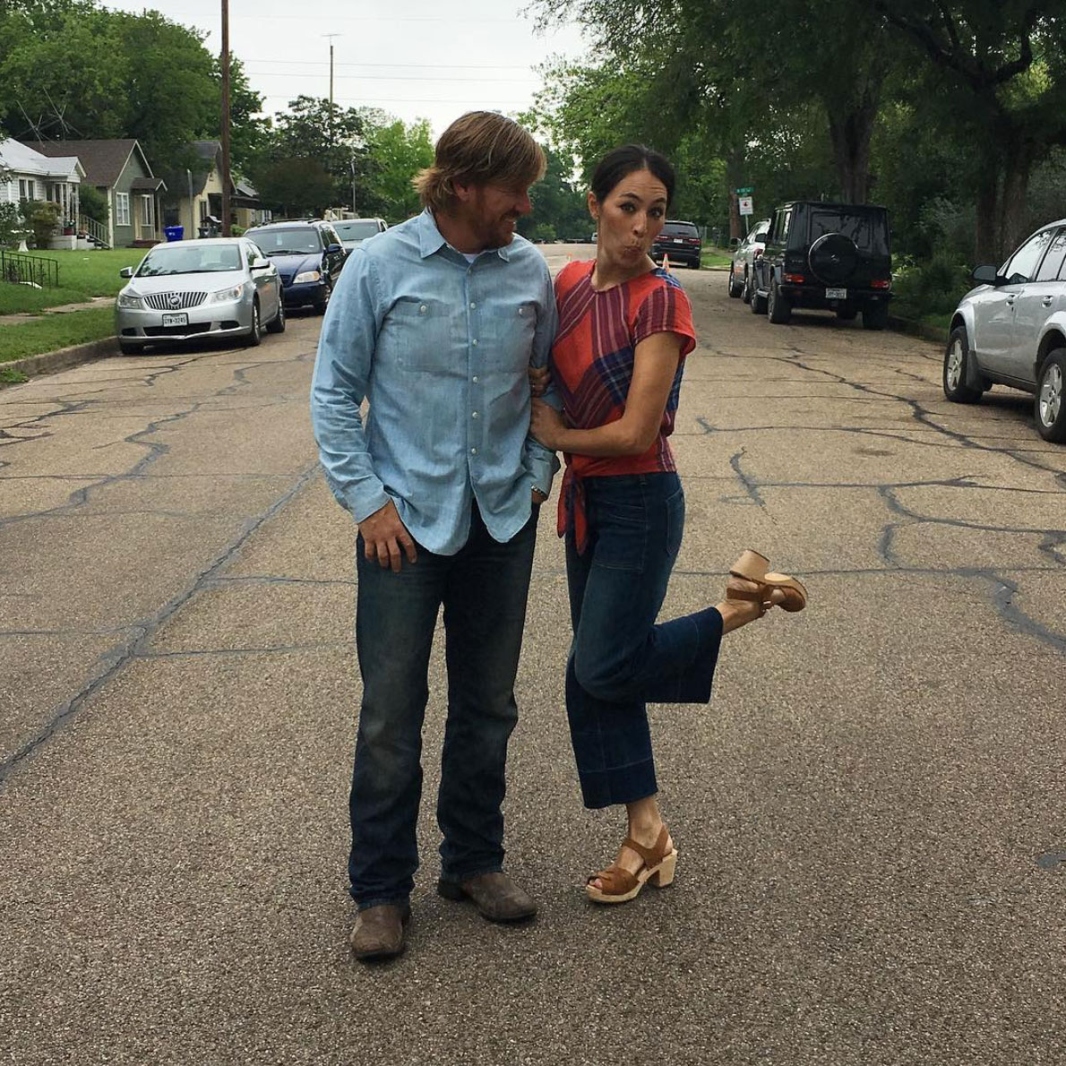 Chip and Joanna Gaines' Fixer Upper Finale