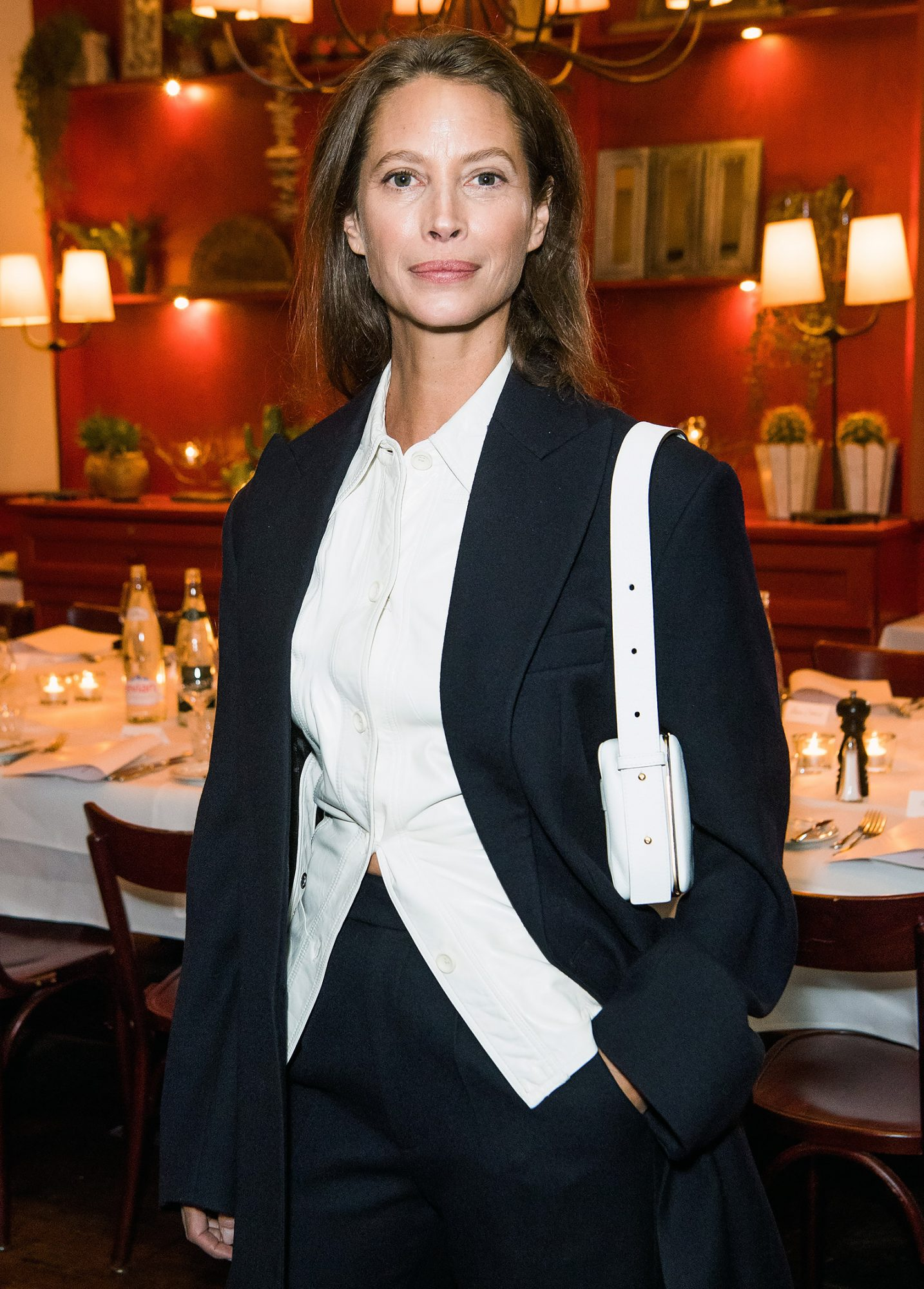 Vogue Dinner With Christy Turlington Burns In Berlin