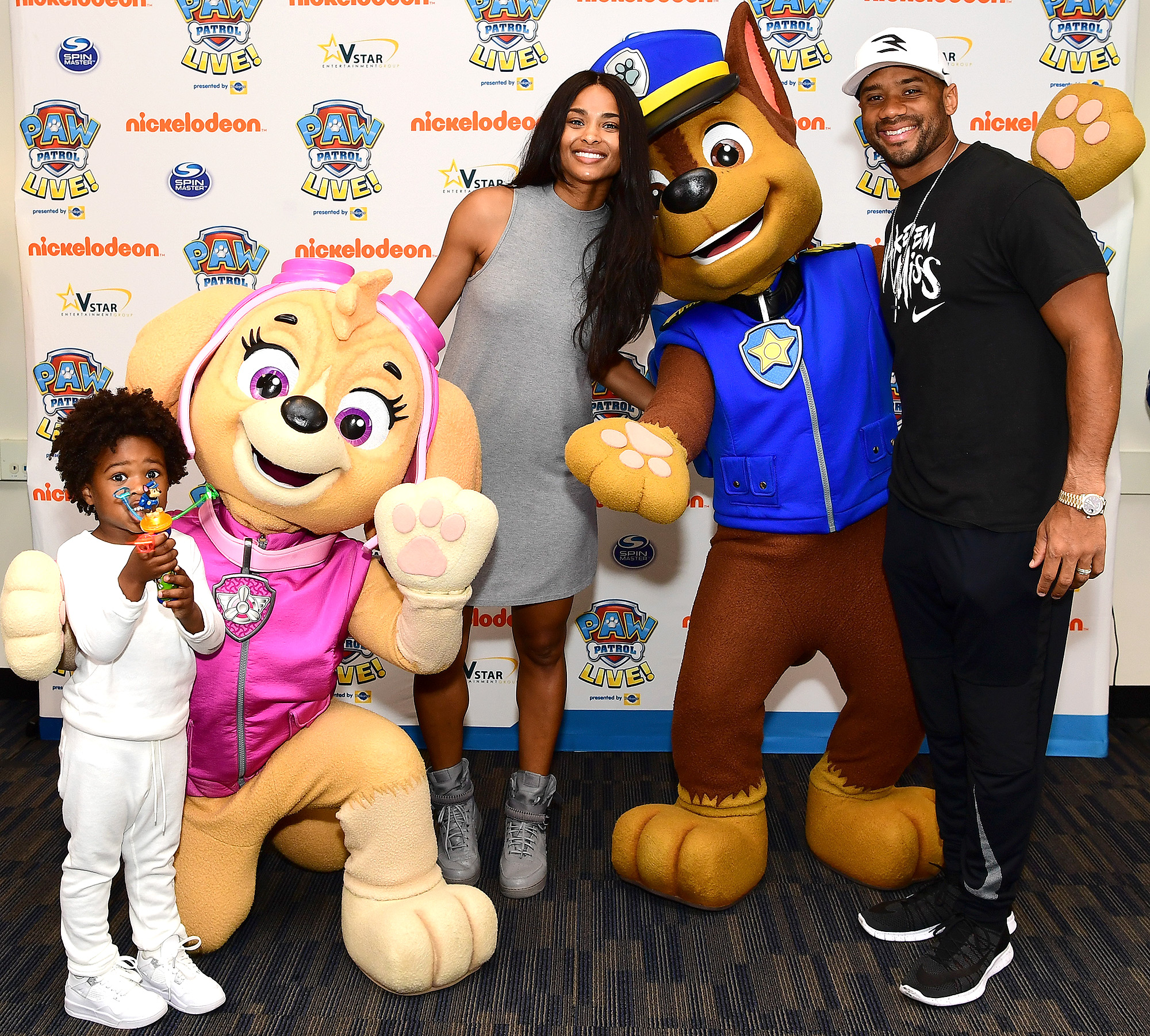 """Nickelodeon And VStar Entertainment Group's PAW Patrol Live! """"Race to the Rescue"""""""