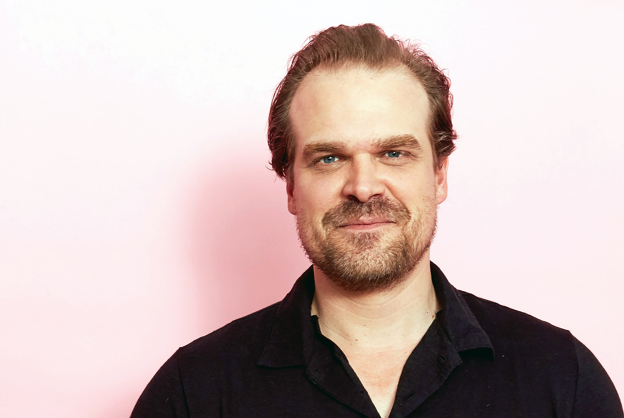 New York, NY - 2/19/2017 - The 2017 Writers Guid Awards held at Edison Ballroom -PICTURED: David Harbour